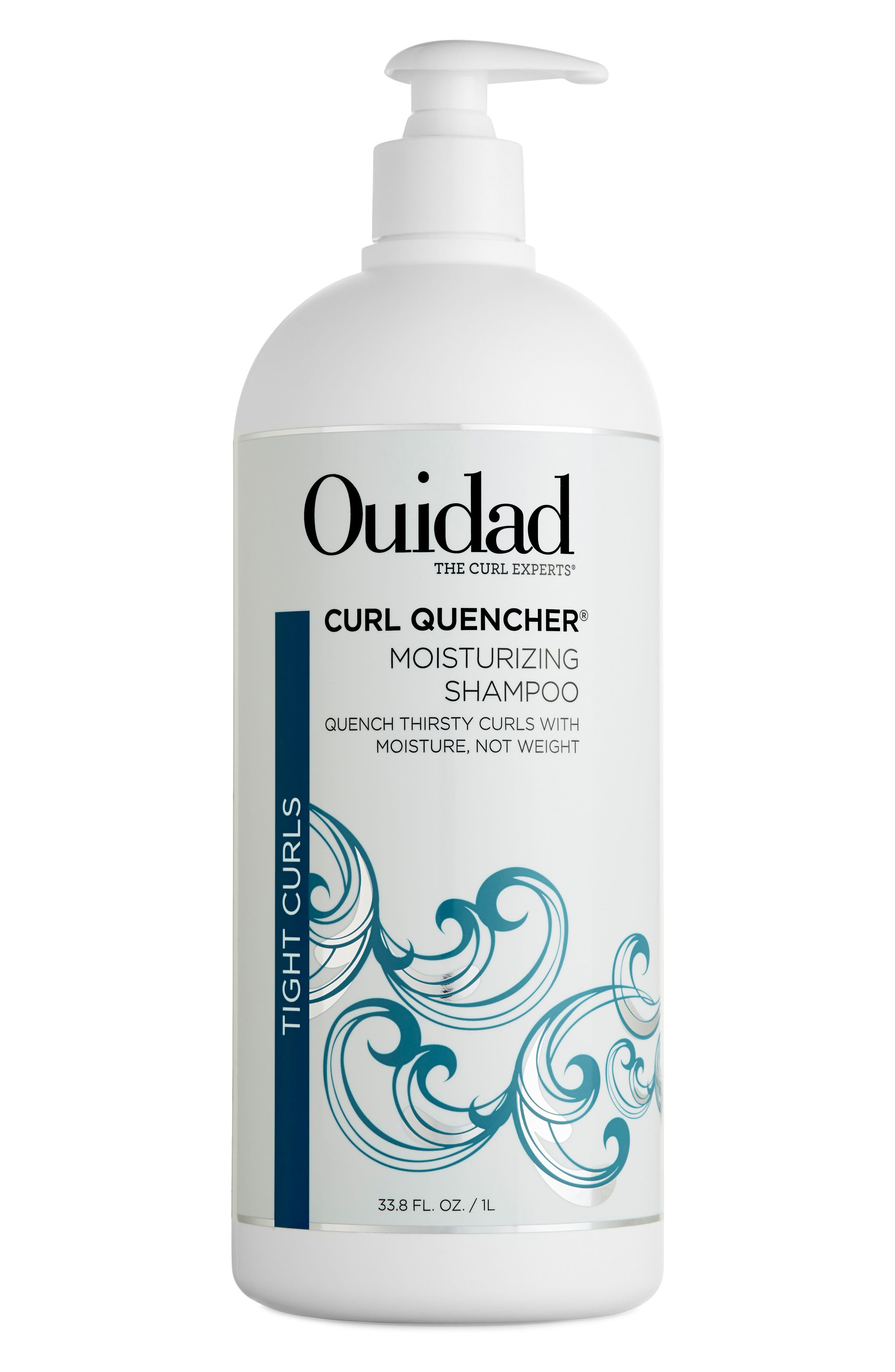 Curl Quencher<sup>®</sup> Moisturizing Shampoo,                         Main,                         color, No Color