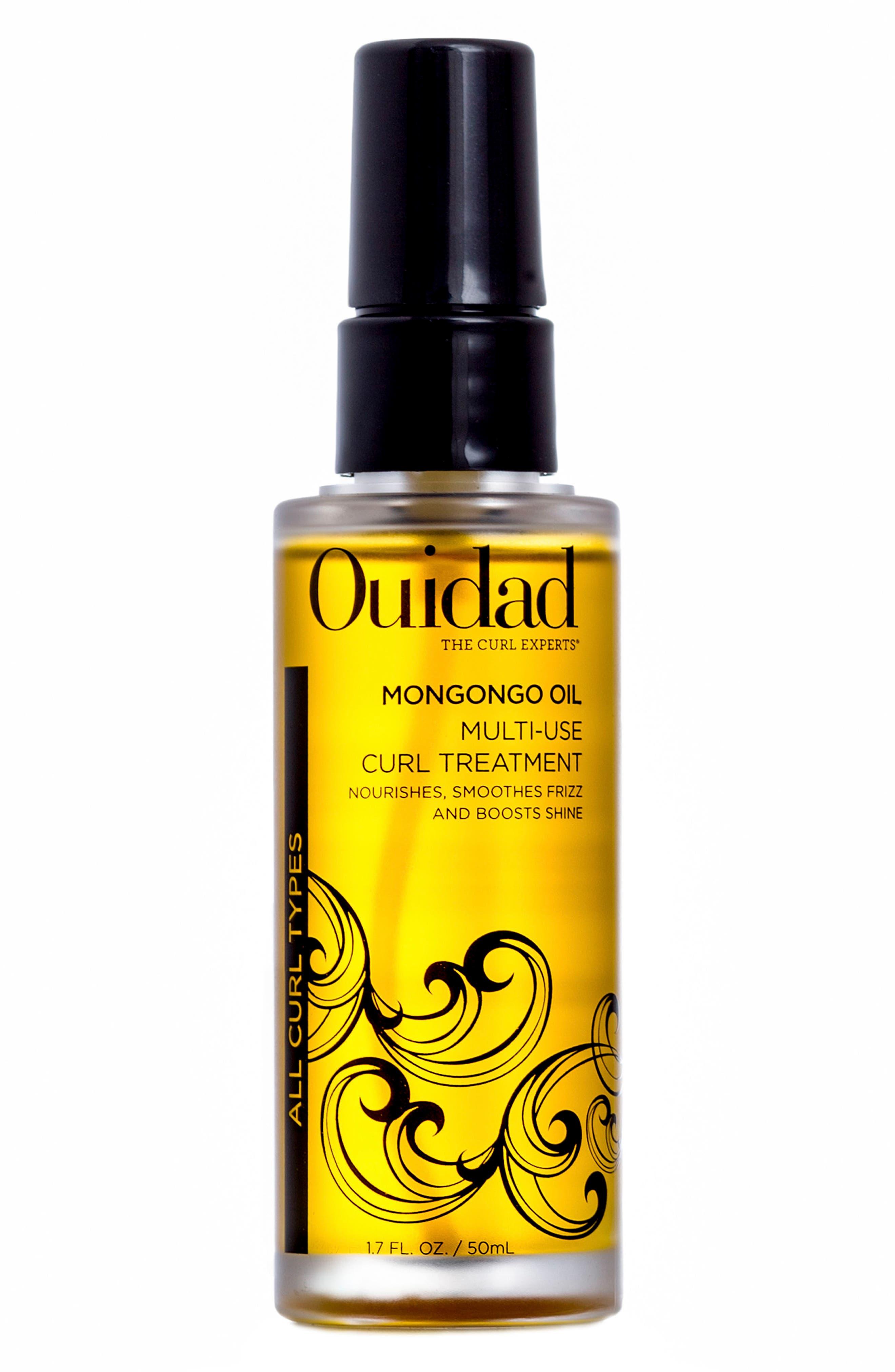 Mongongo Oil Multi-Use Curl Treatment,                             Main thumbnail 1, color,                             No Color