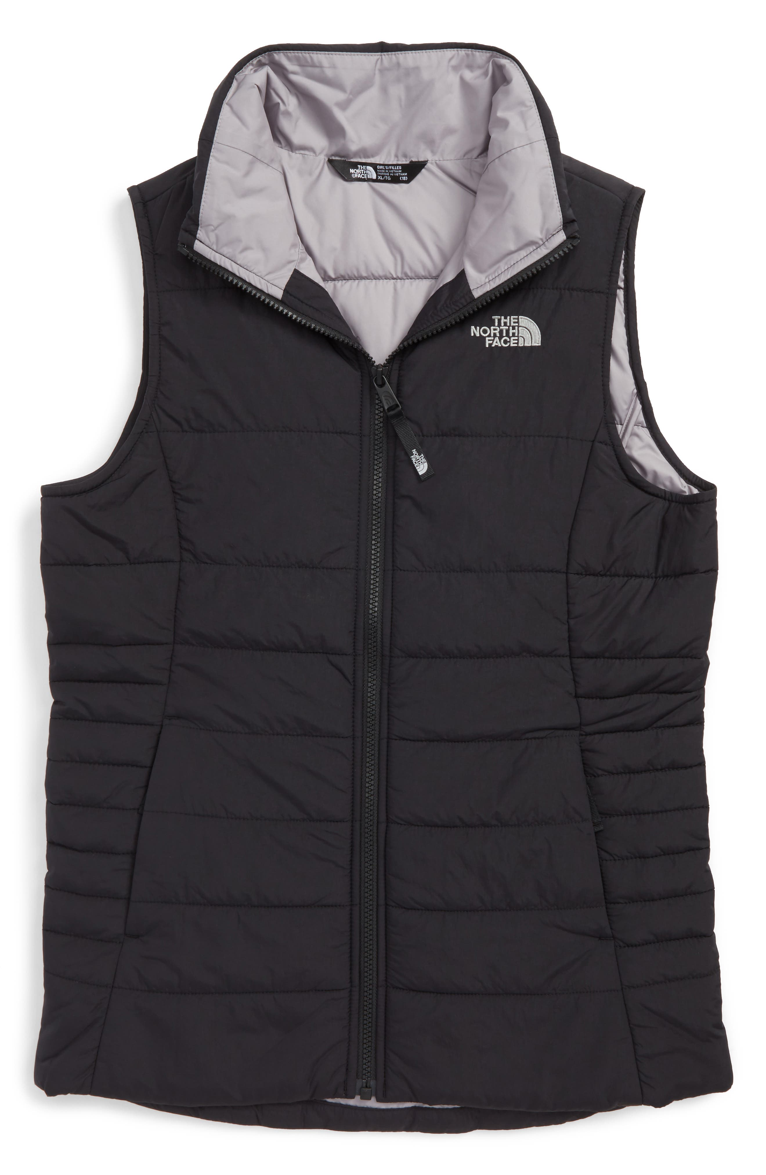 Main Image - The North Face Harway Vest (Little Girls & Big Girls)