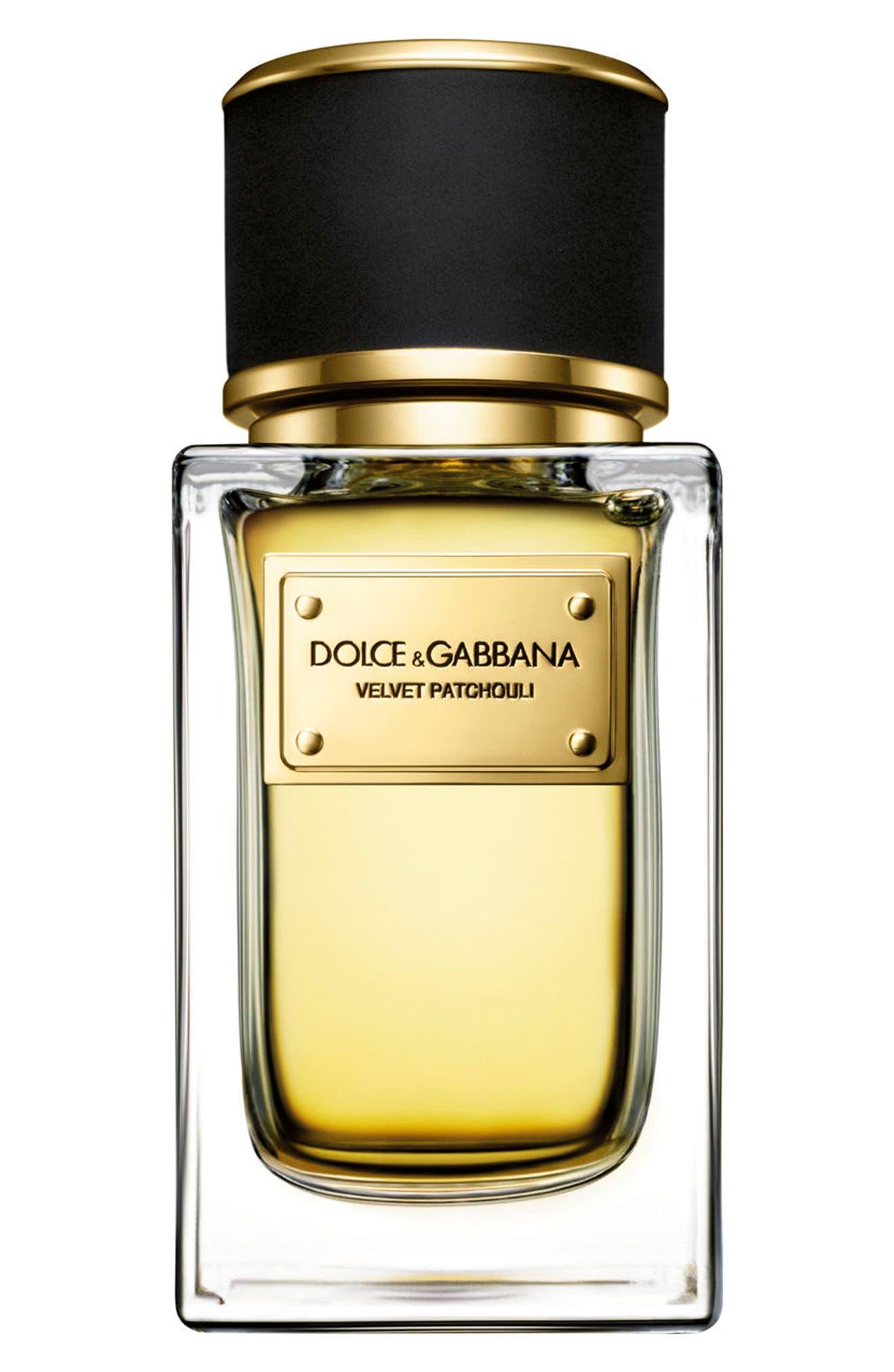 Dolce&GabbanaBeauty 'Velvet Patchouli' Eau de Parfum,                         Main,                         color, No Color