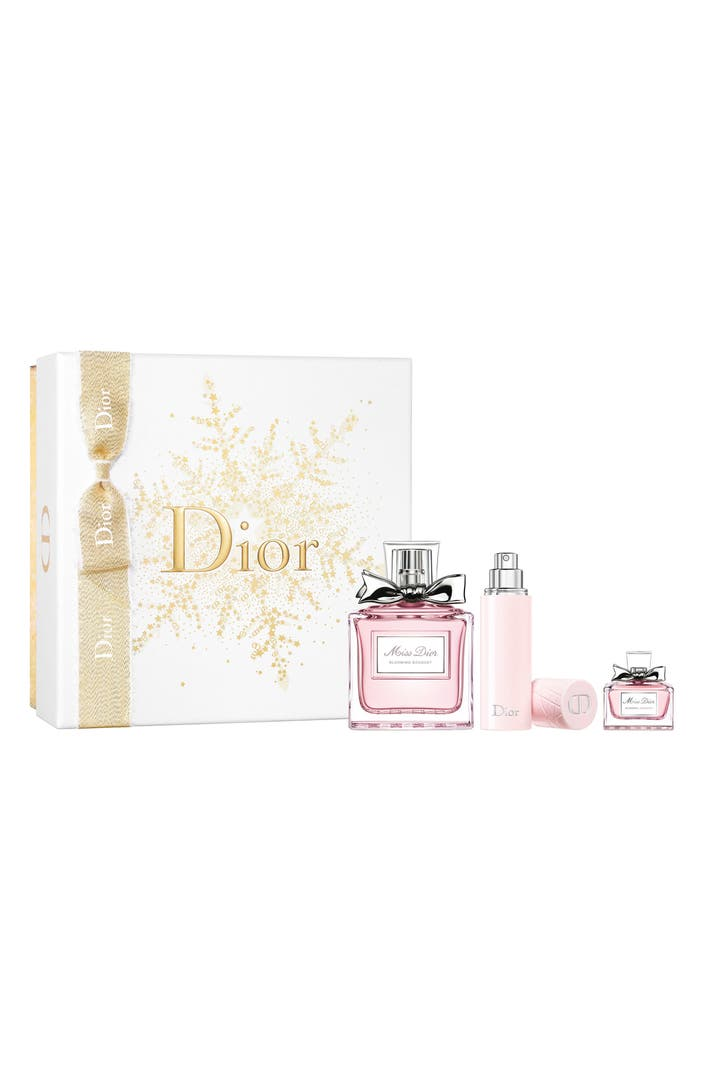 Baby Gift Set Dior : Dior miss blooming bouquet eau de toilette signature