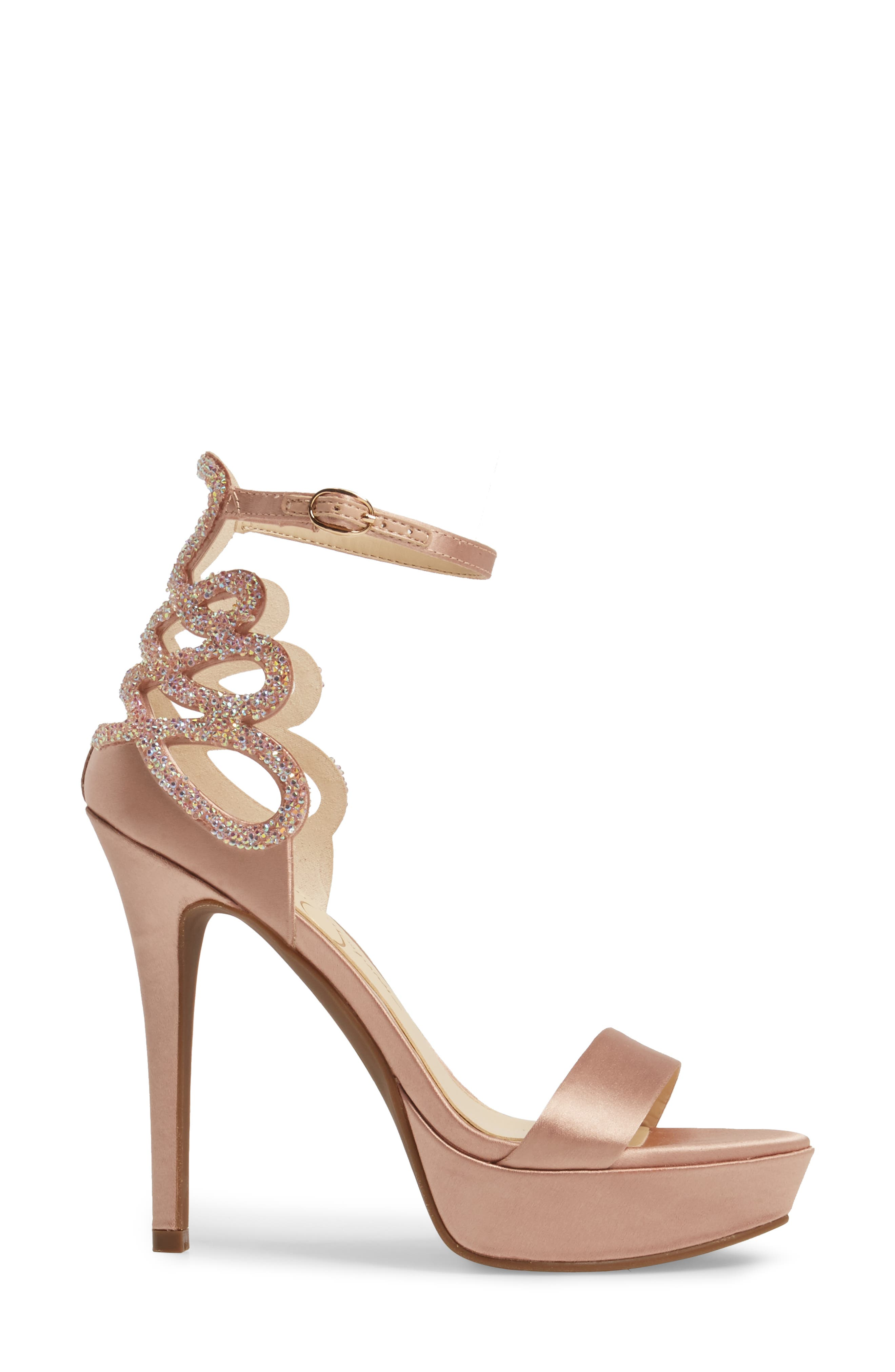 Alternate Image 3  - Jessica Simpson Bayvinn Platform Sandal (Women)