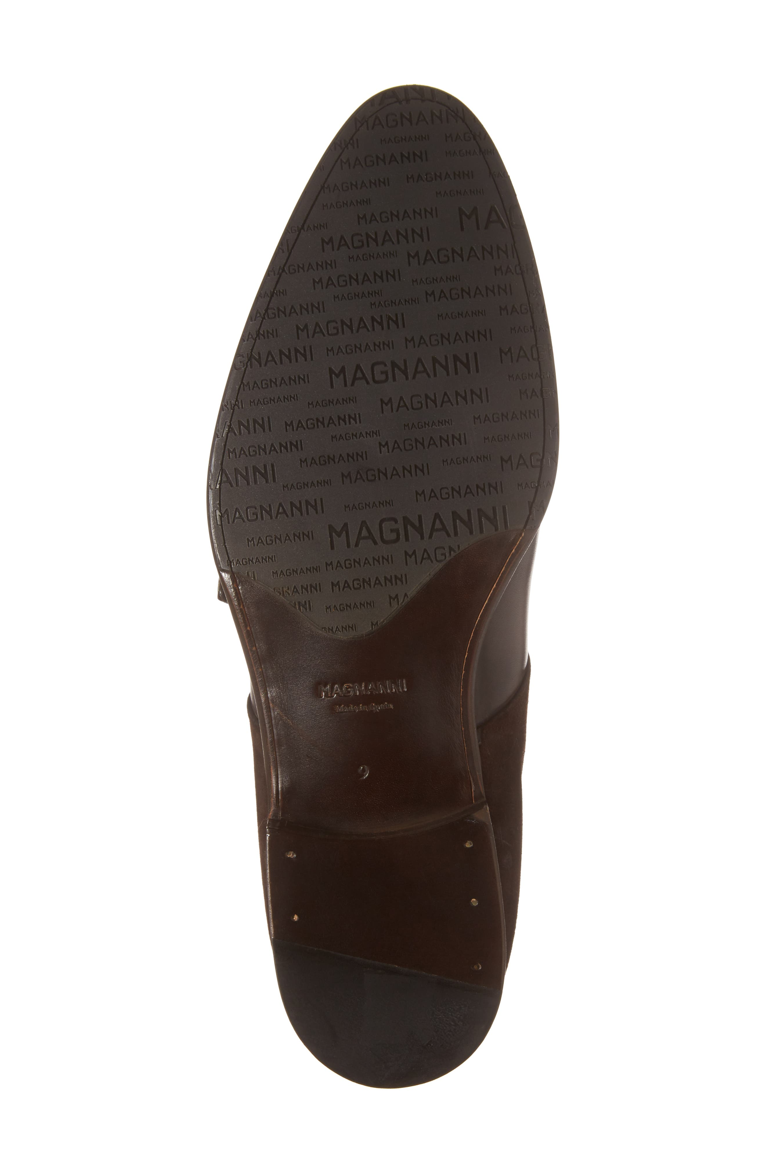 Alternate Image 6  - Magnanni Octavian Double Monk Strap Boot (Men)