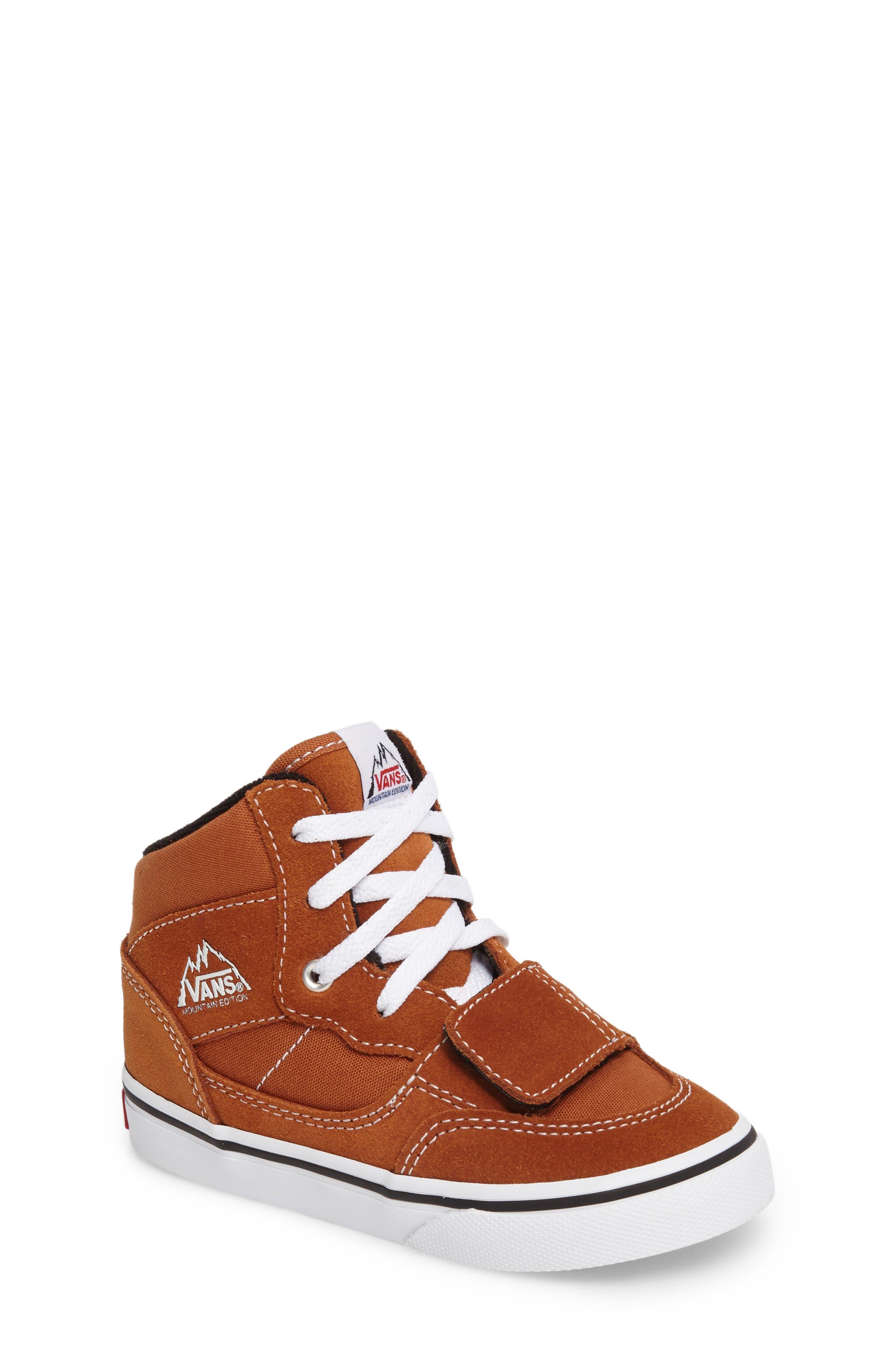 Vans Mountain Edition Mid Top Sneaker (Baby, Walker, Toddler, Little Kid & Big Kid)