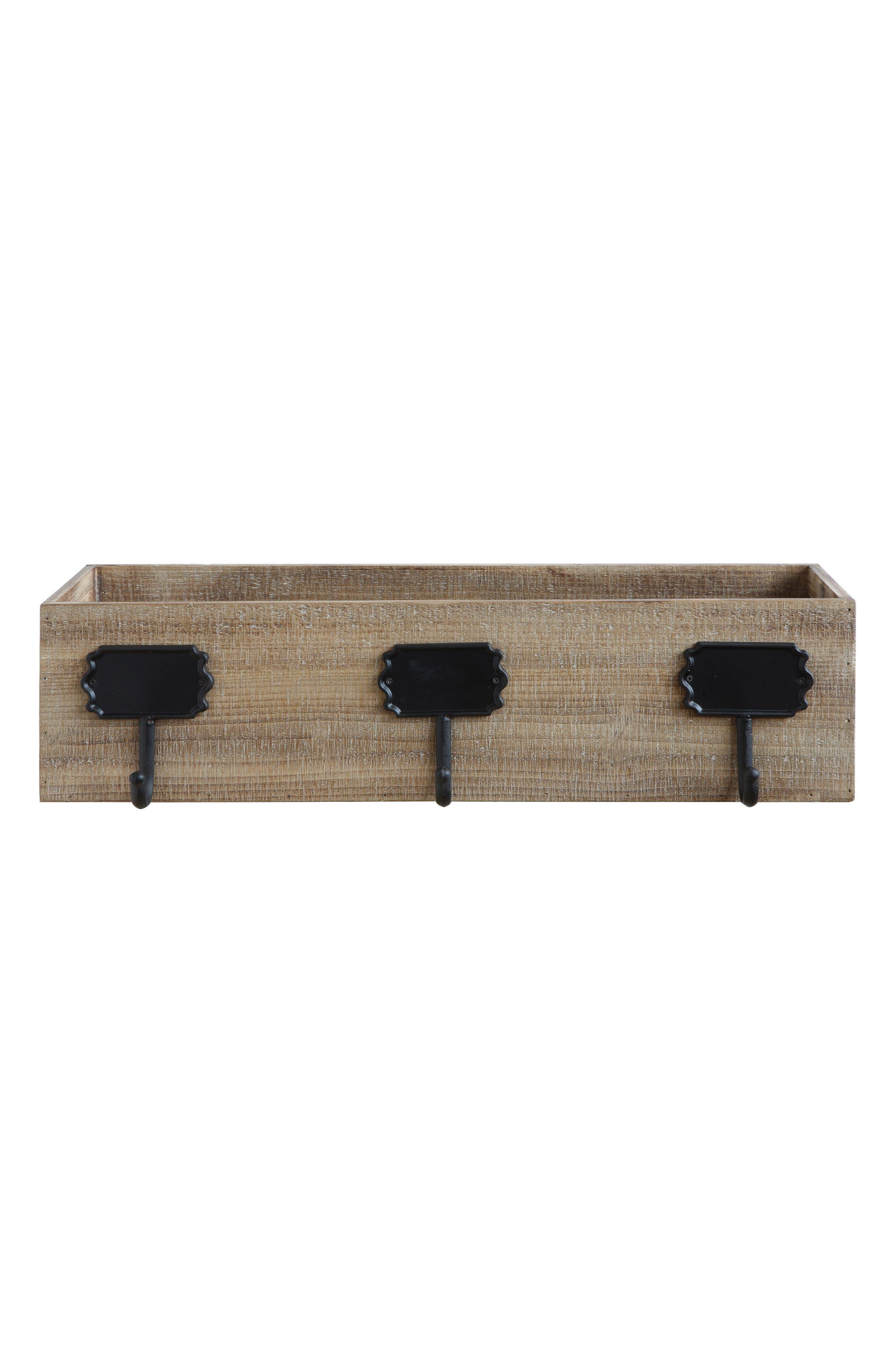 Main Image - Creative Co-Op Stocking Holder Box