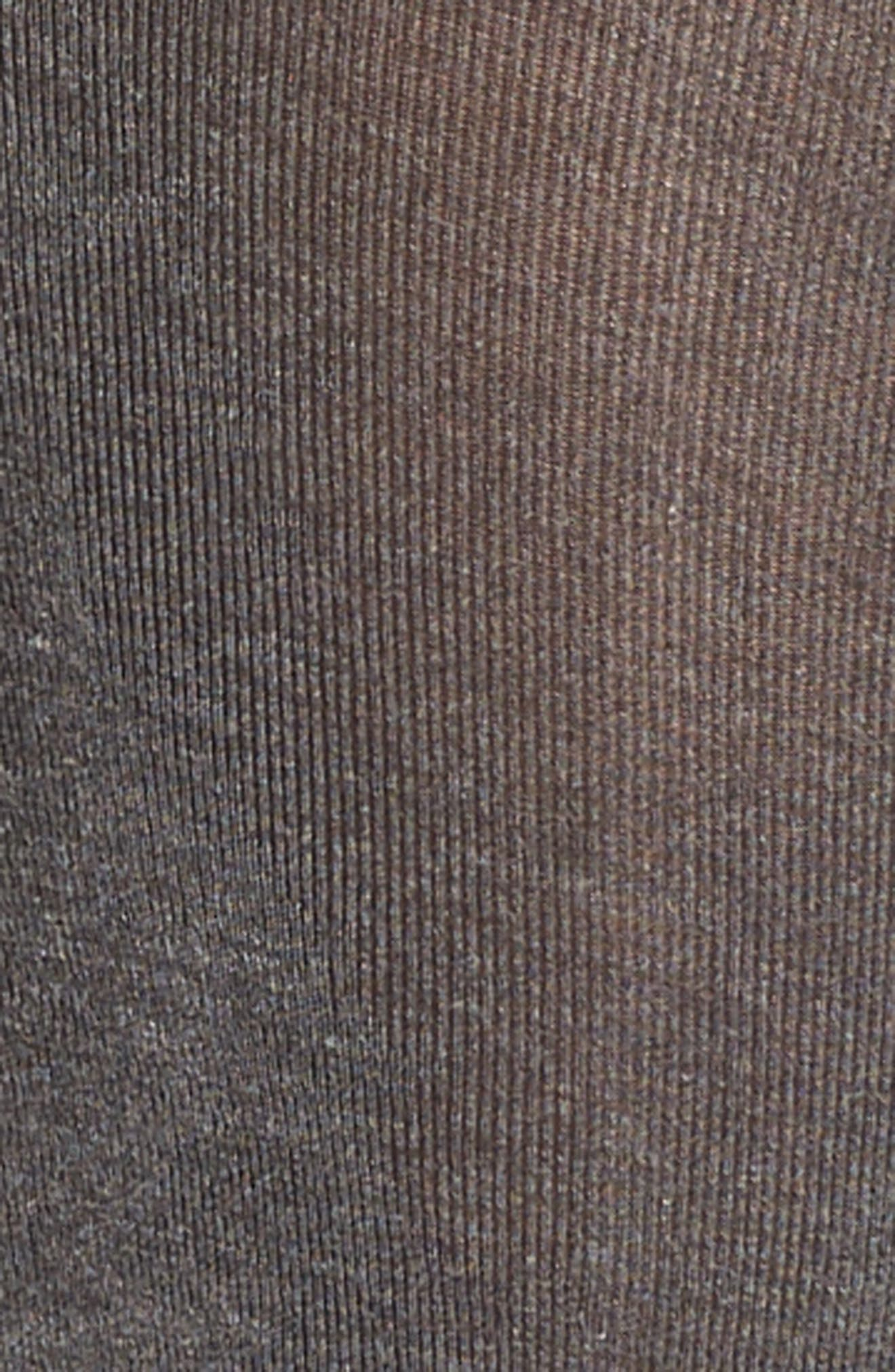 Alternate Image 2  - Nordstrom Sweater Tights