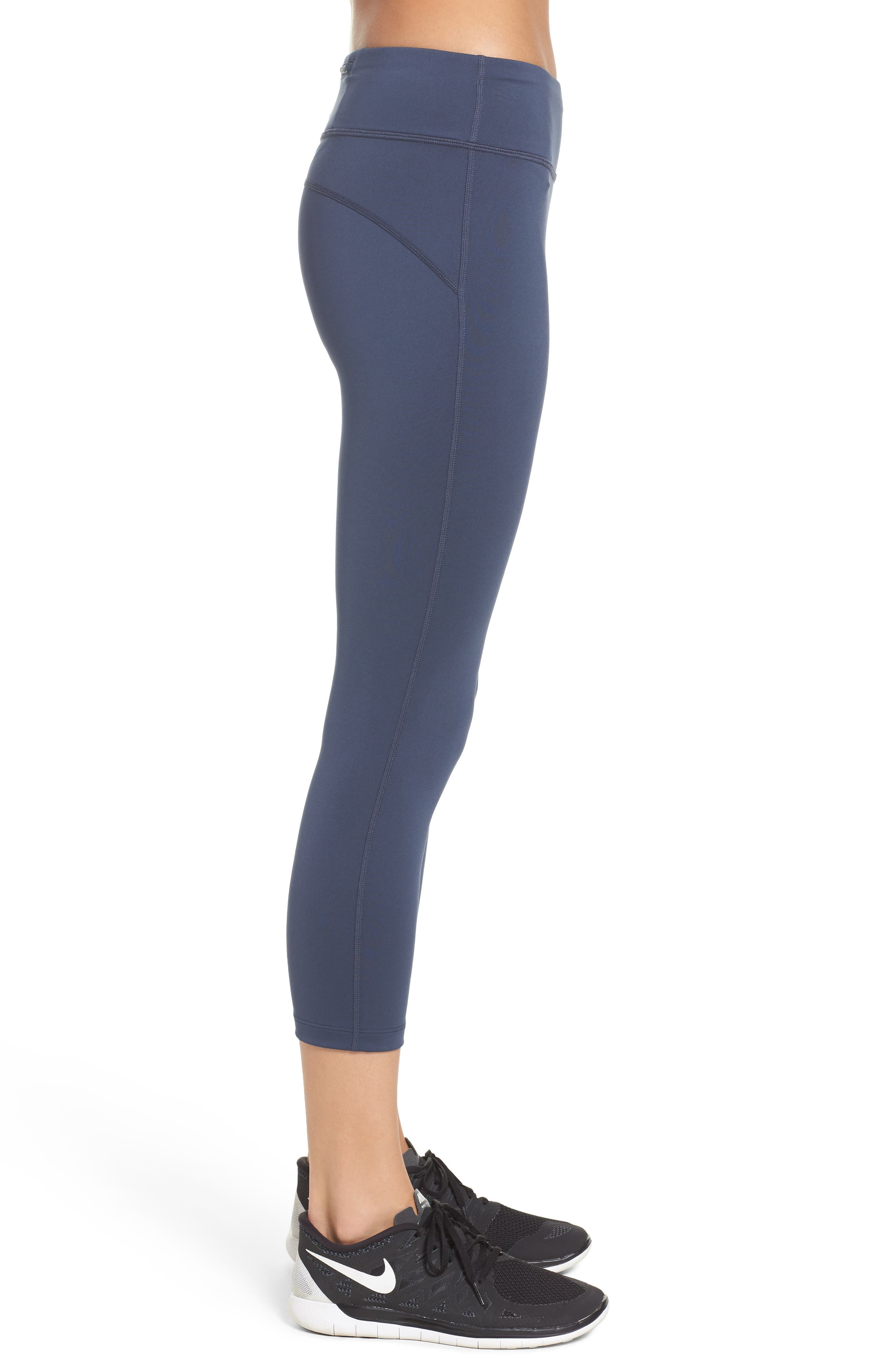 Alternate Image 3  - Nike Power Epic Run Crop Tights