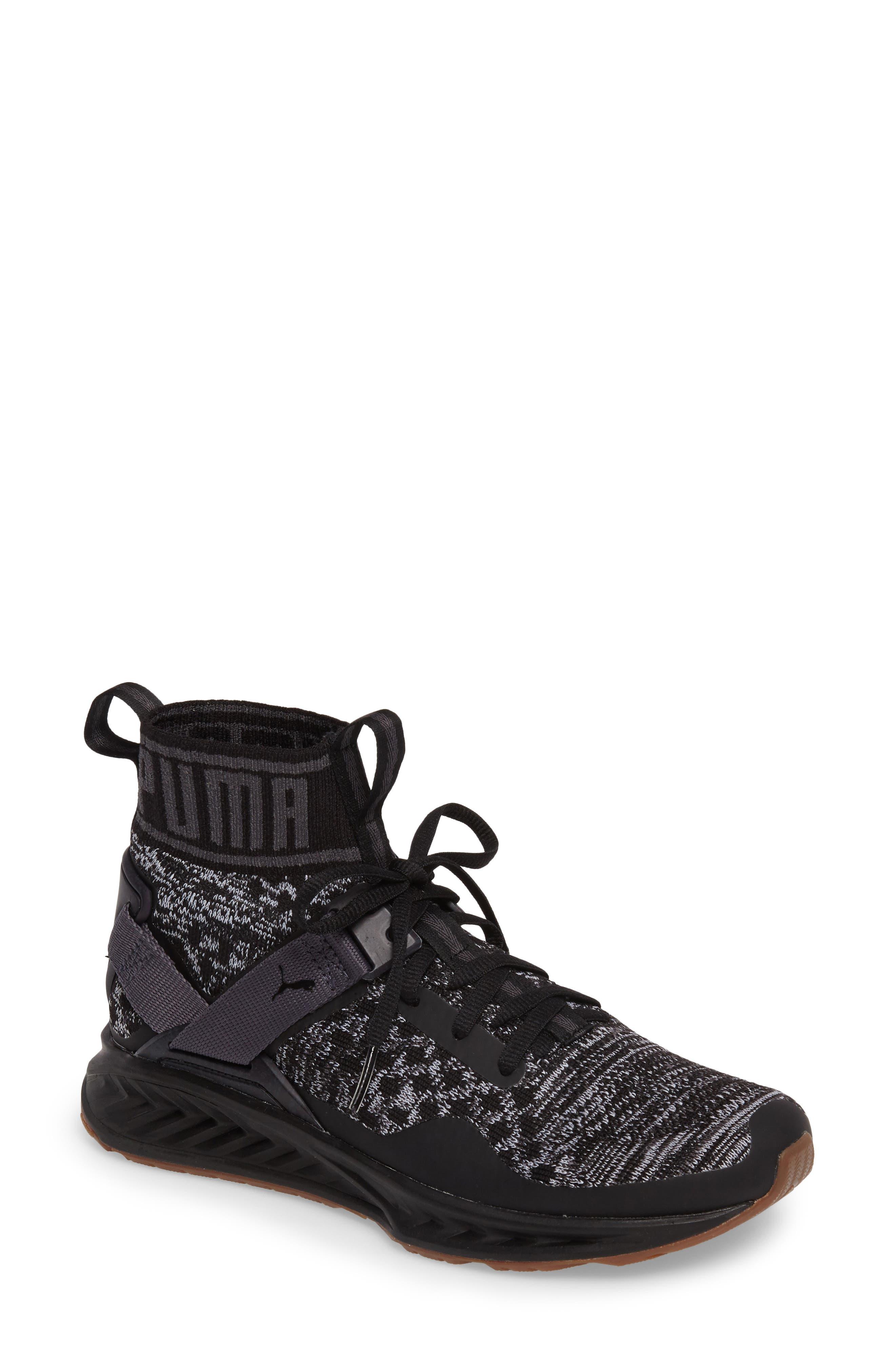 puma running shoes for women. main image - puma ignite evoknit running shoe (women) puma shoes for women