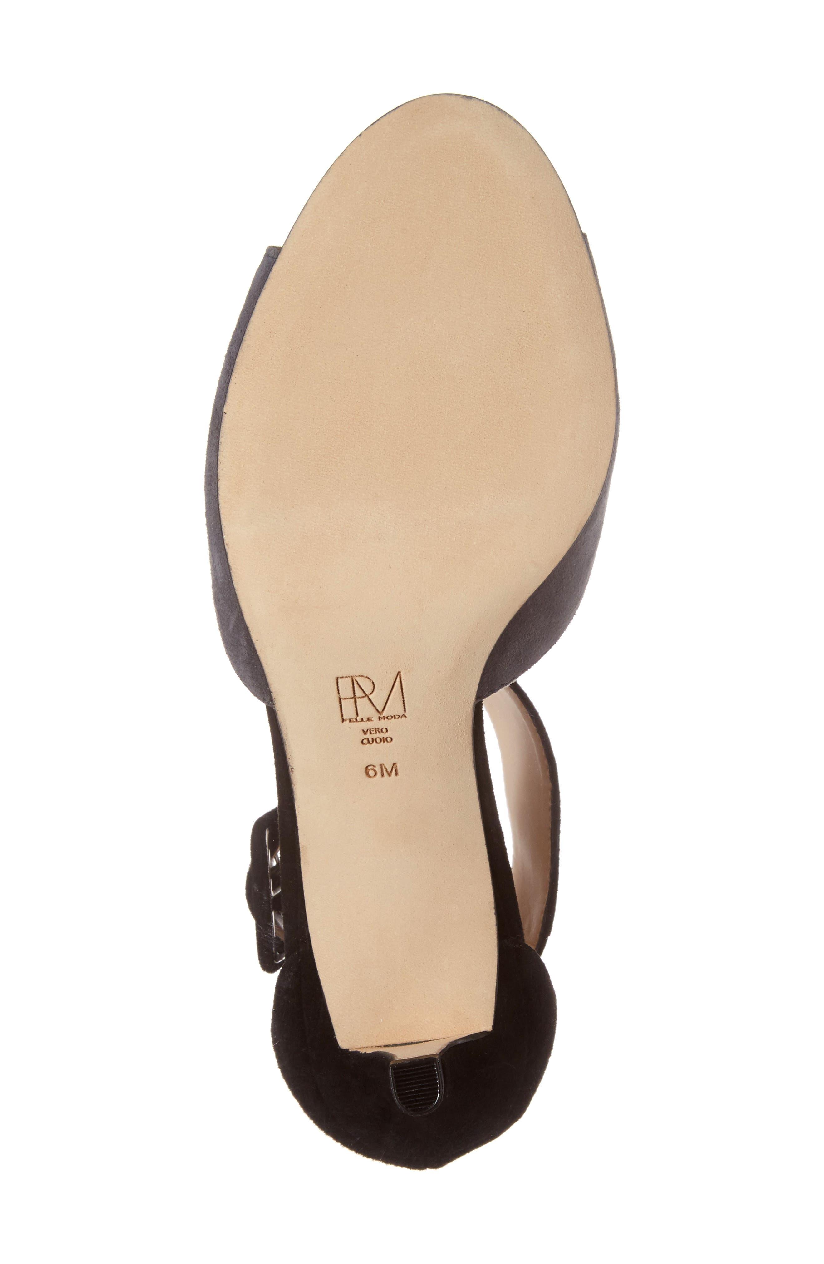Alternate Image 6  - Pelle Moda 'Berlin' Sandal (Women)