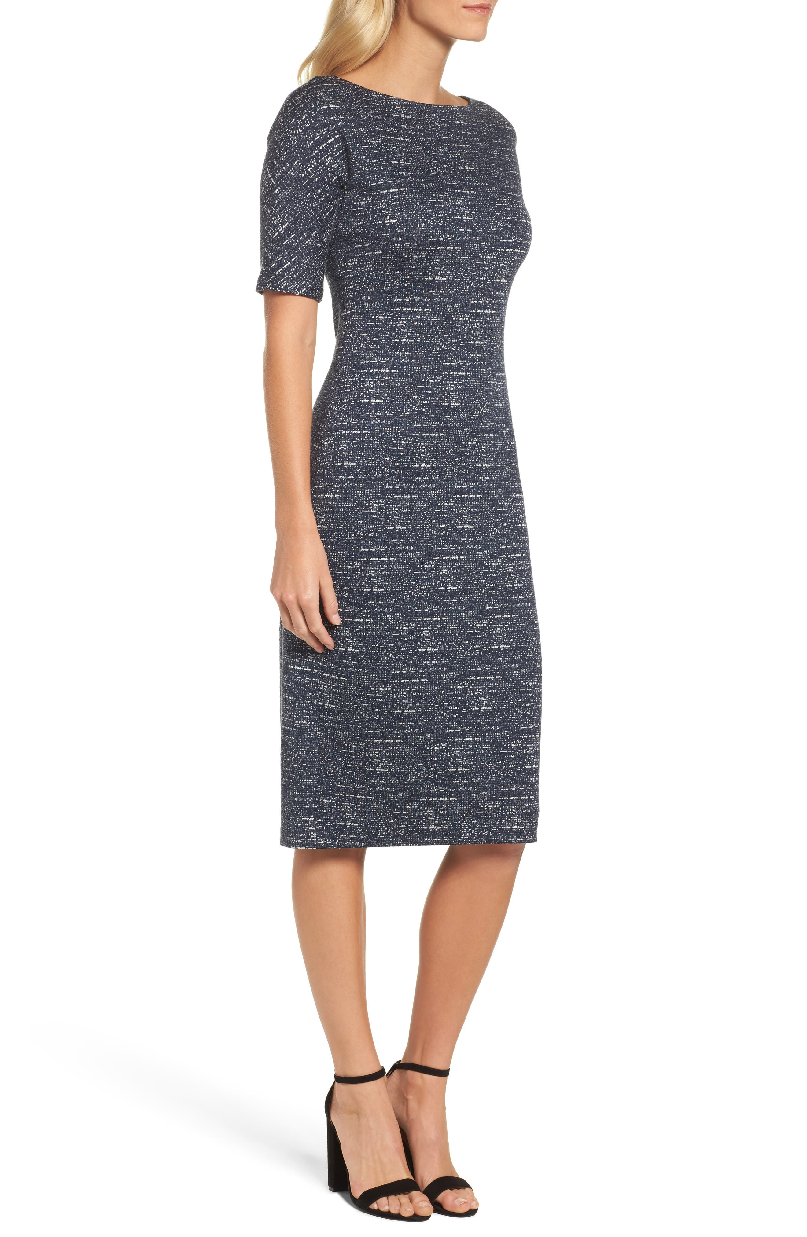 Alternate Image 3  - Maggy London Sheath Dress (Regular & Petite)