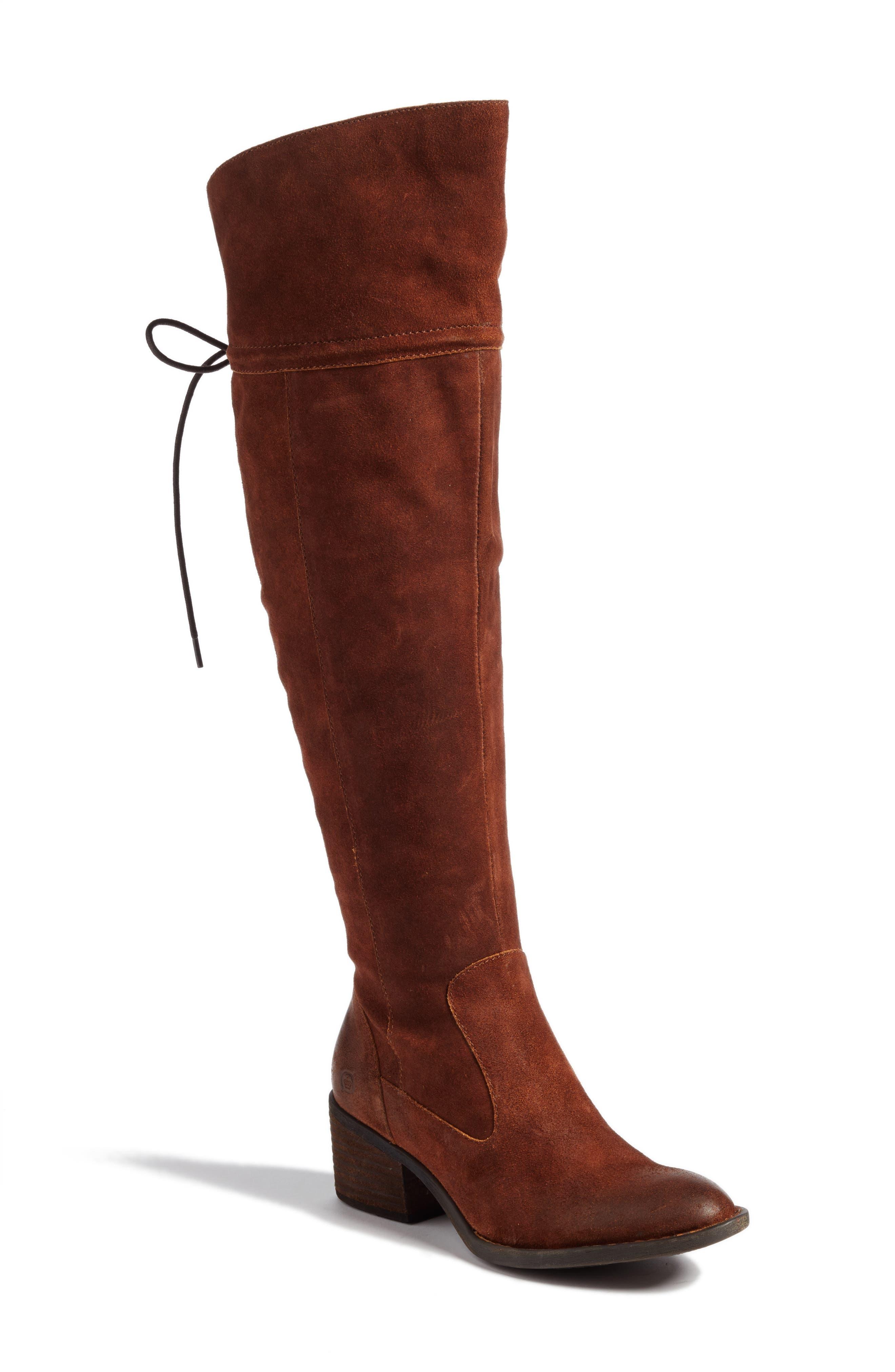 Alternate Image 1 Selected - Børn 'Gallinara' Over the Knee Boot (Women)