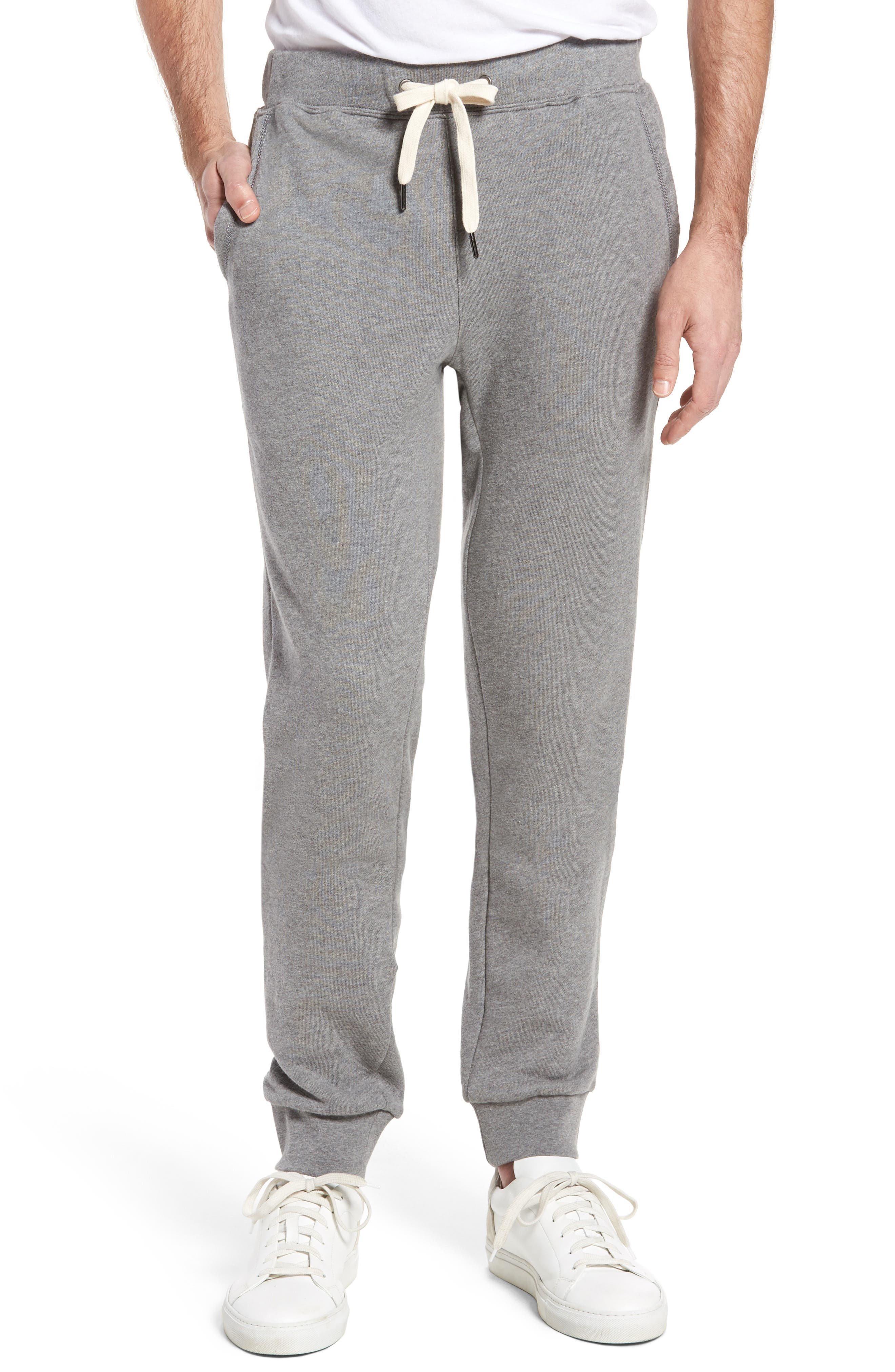 Alternate Image 1 Selected - UGG® French Terry Jogger Pants