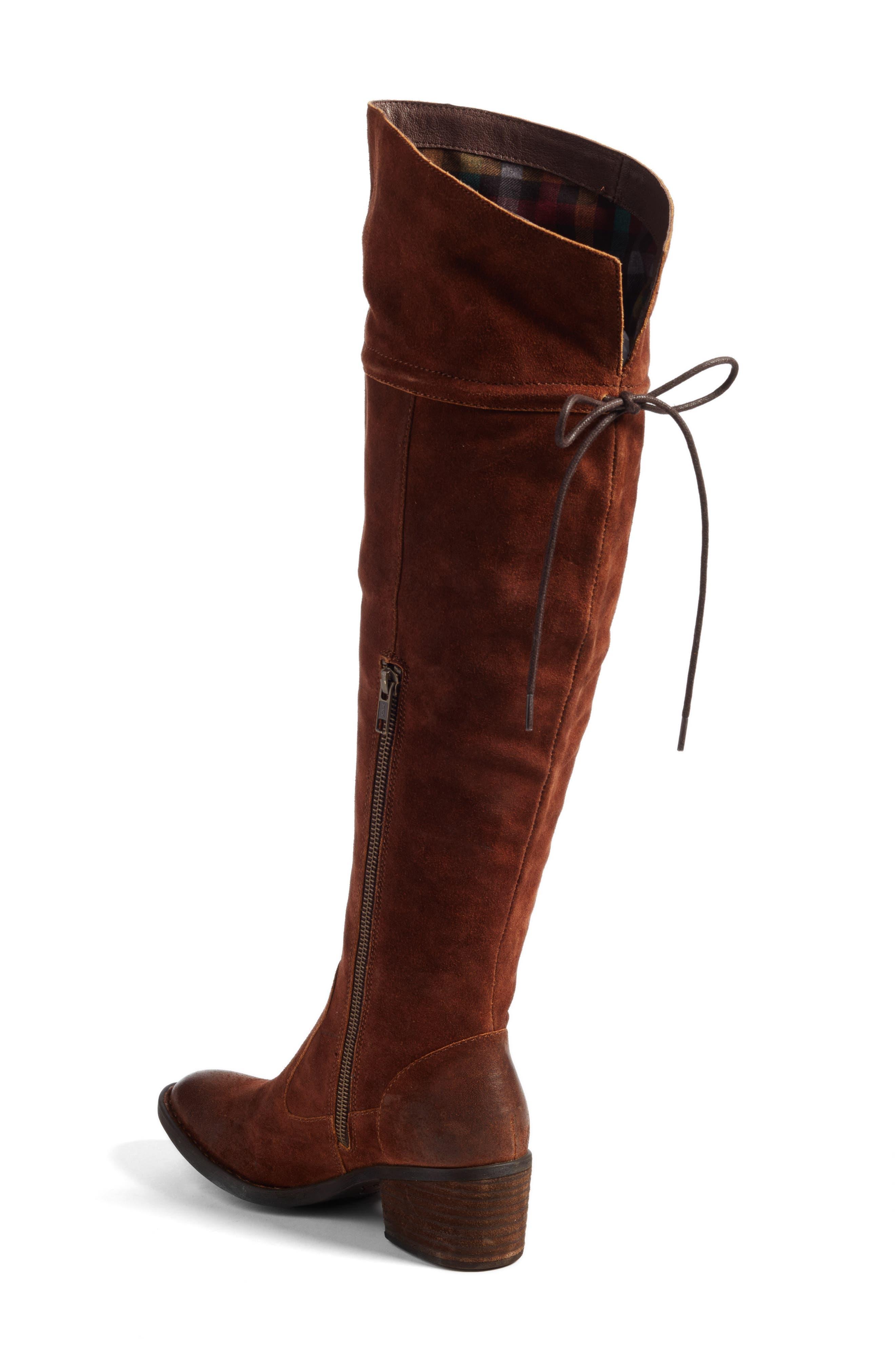Alternate Image 3  - Børn 'Gallinara' Over the Knee Boot (Women)