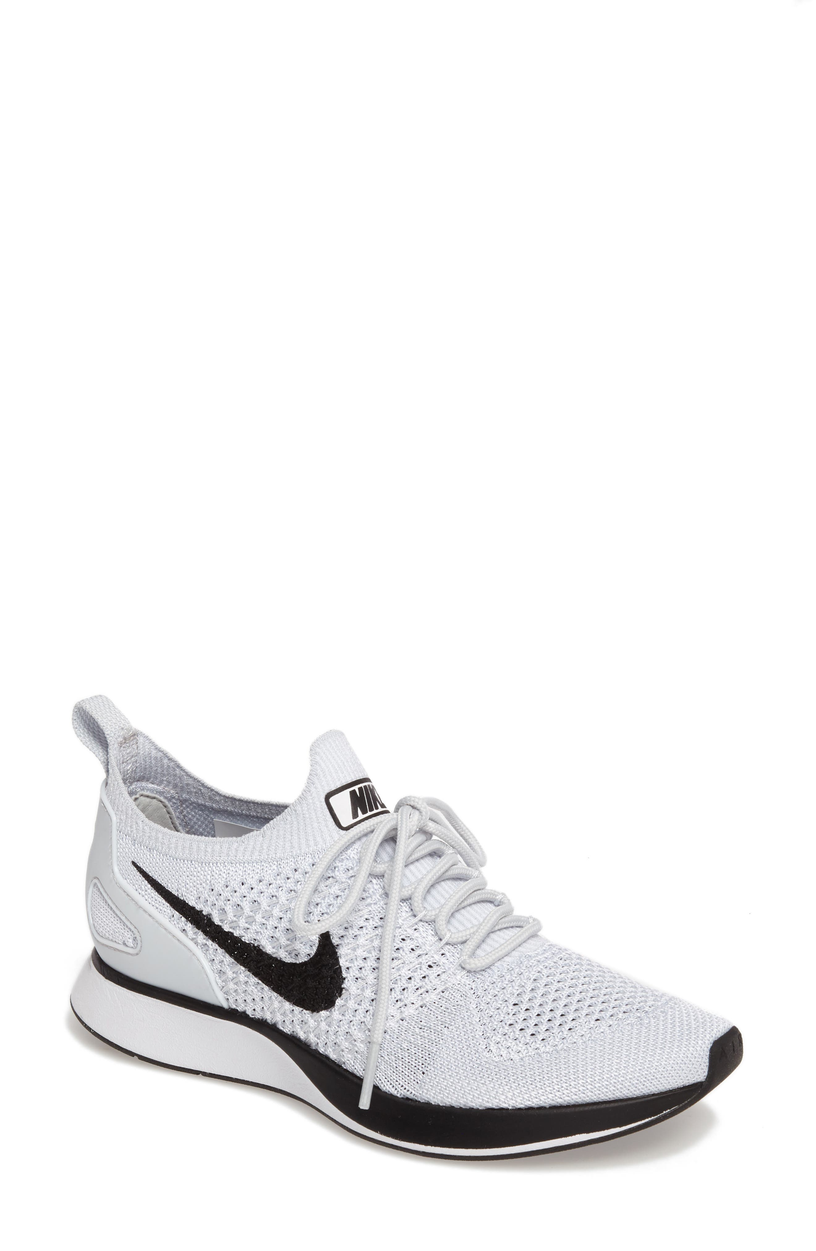 Alternate Image 1 Selected - Nike Zoom Mariah Flyknit Racer Premium Sneaker (Women)