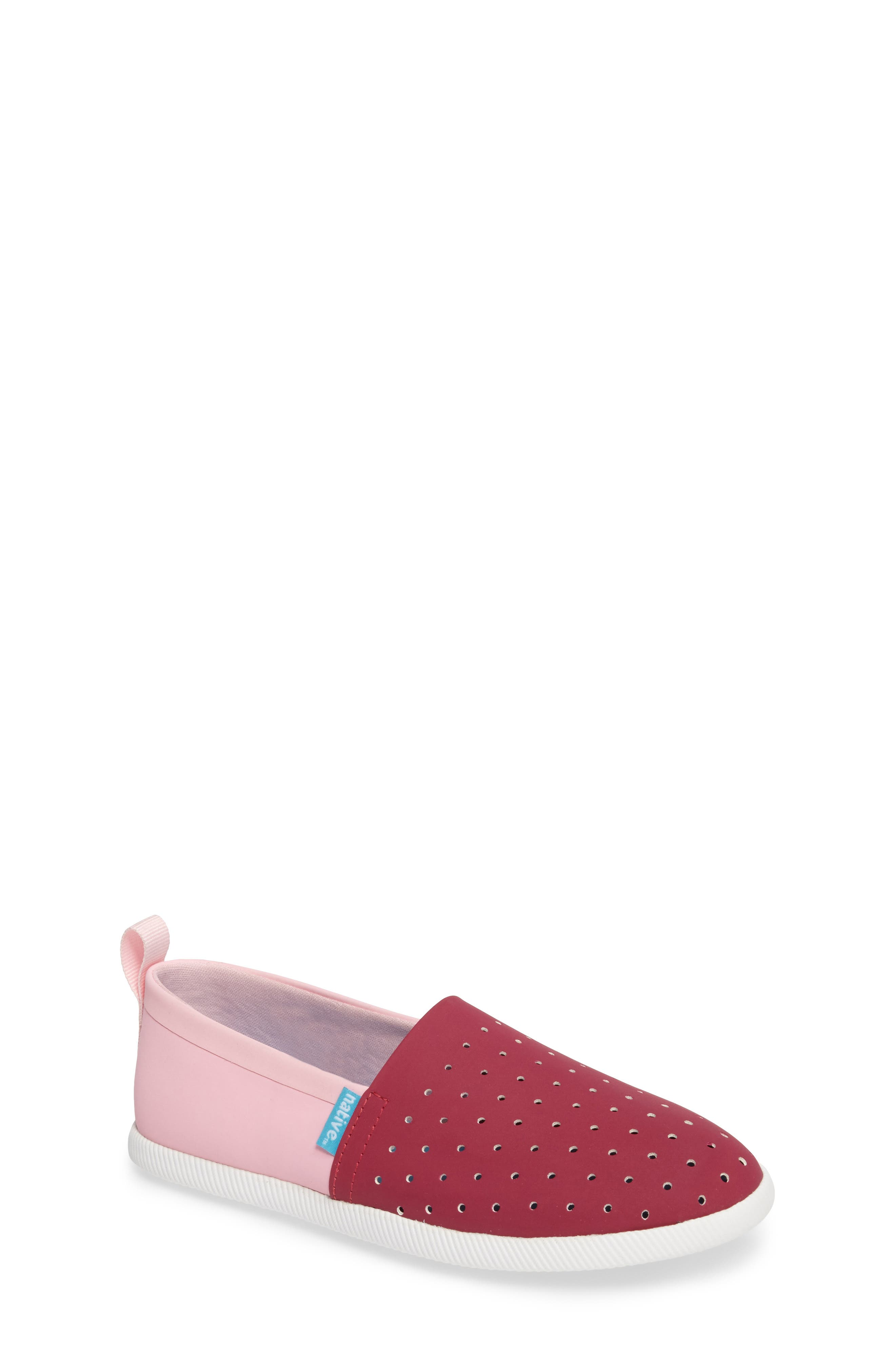 Alternate Image 1 Selected - Native Shoes 'Venice' Slip-On (Baby, Walker, Toddler & Little Kid)