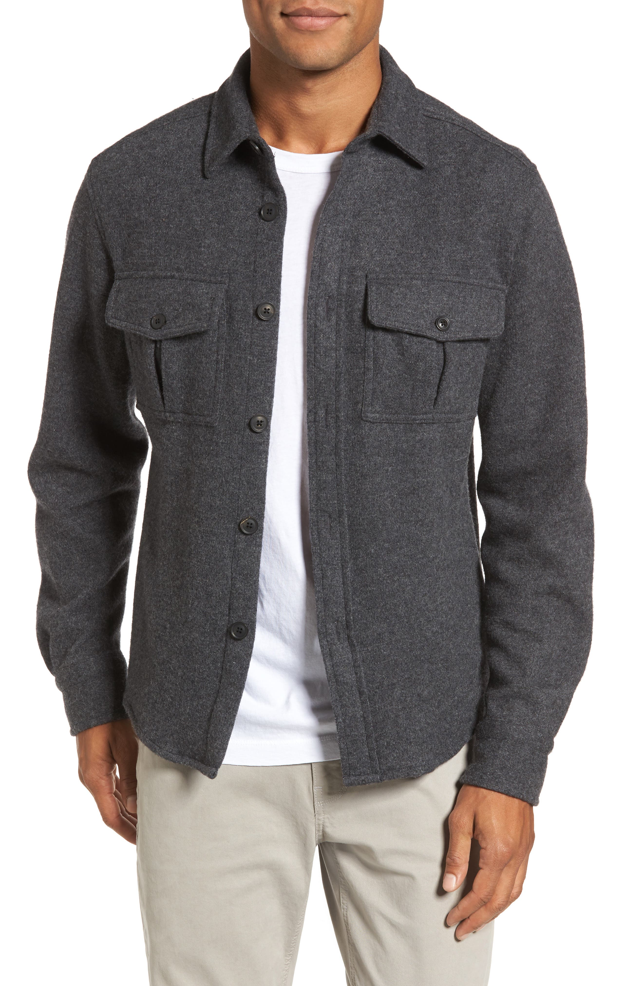 Gant G1 Jersey Commuter CPO Jacket