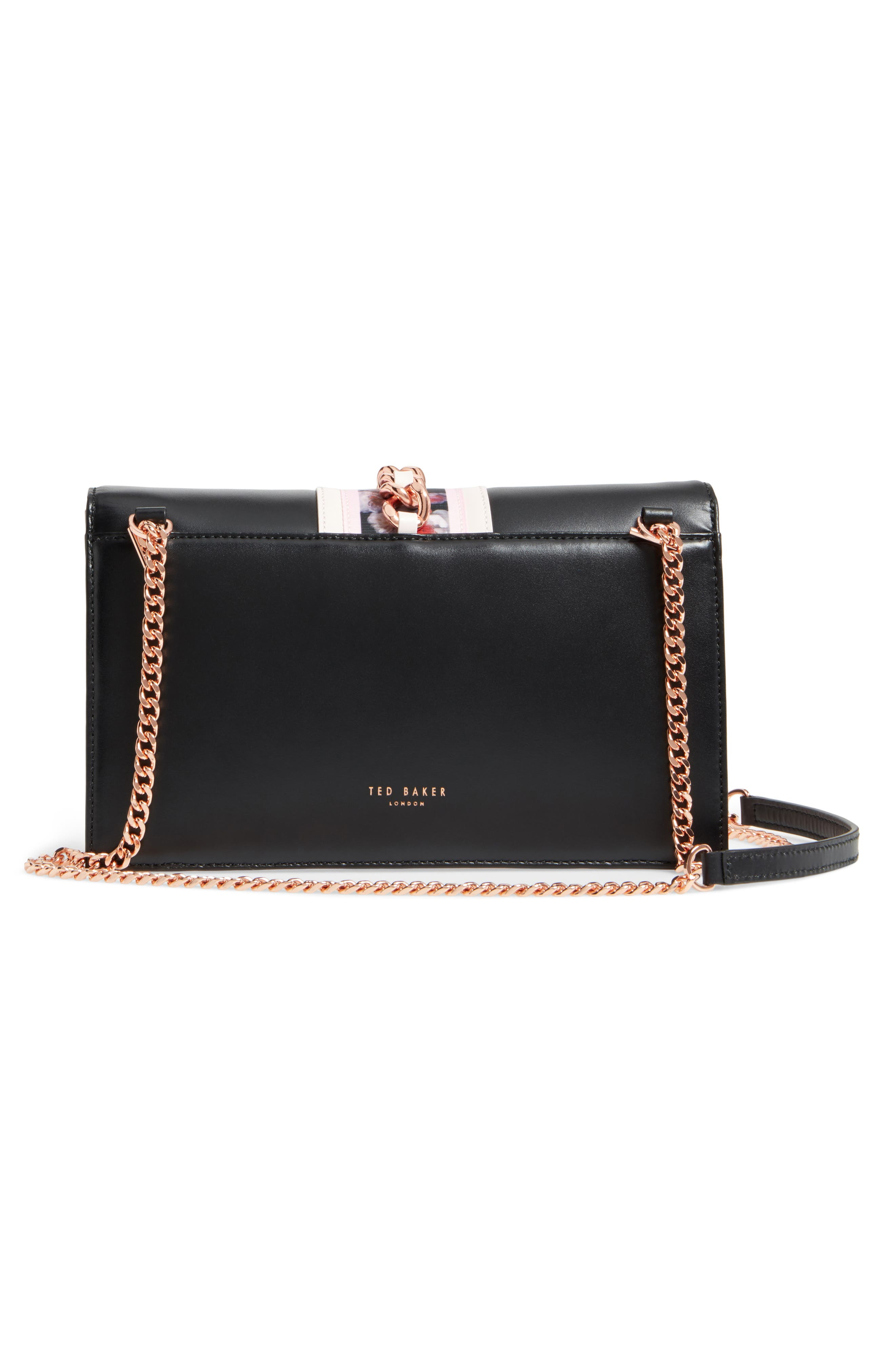 Alternate Image 2  - Ted Baker London Ulayah Print Ribbon Crossbody Bag