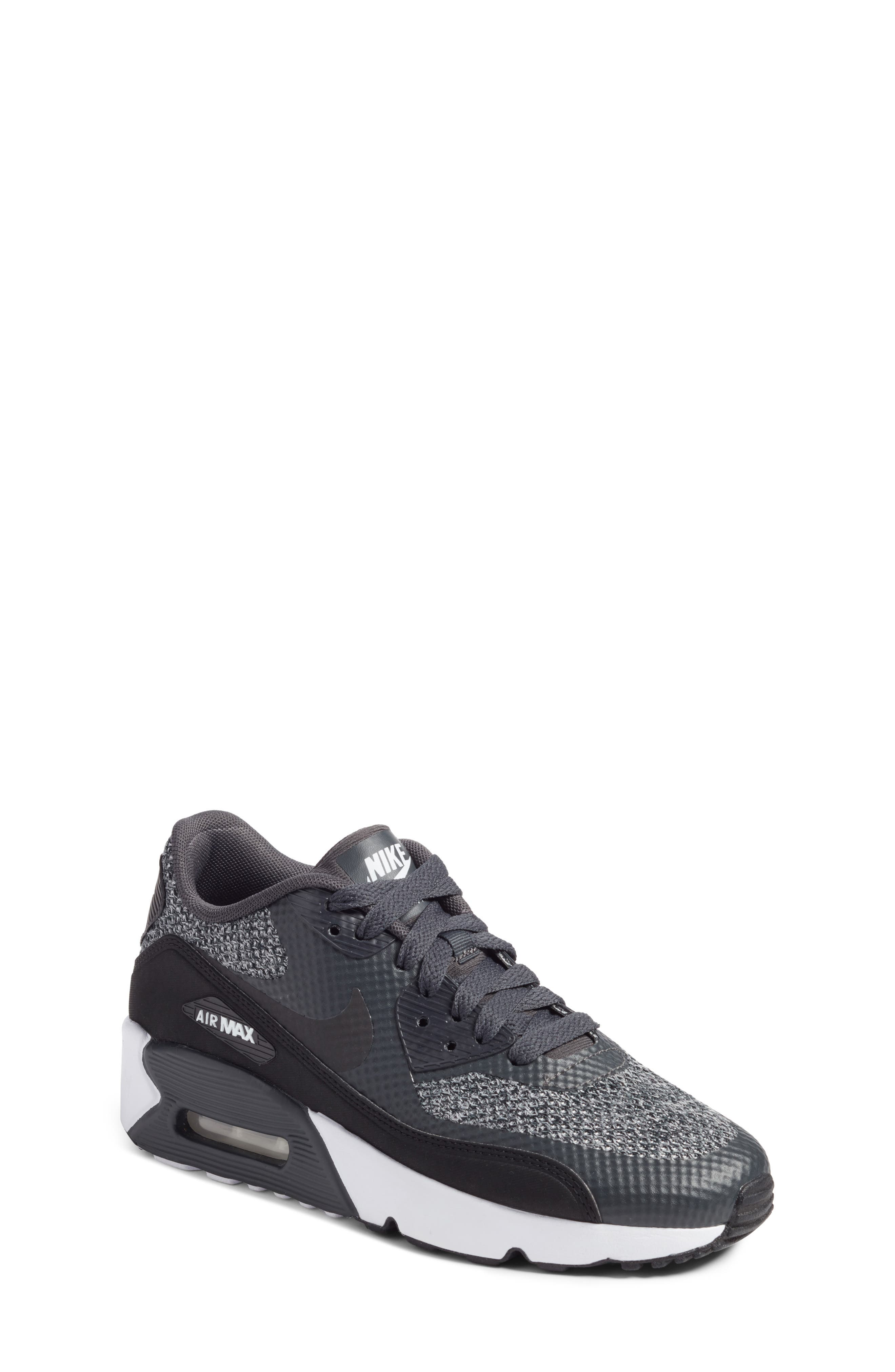 Alternate Image 1 Selected - Nike Air Max 90 Ultra 2.0 SE Sneaker (Big Kid)