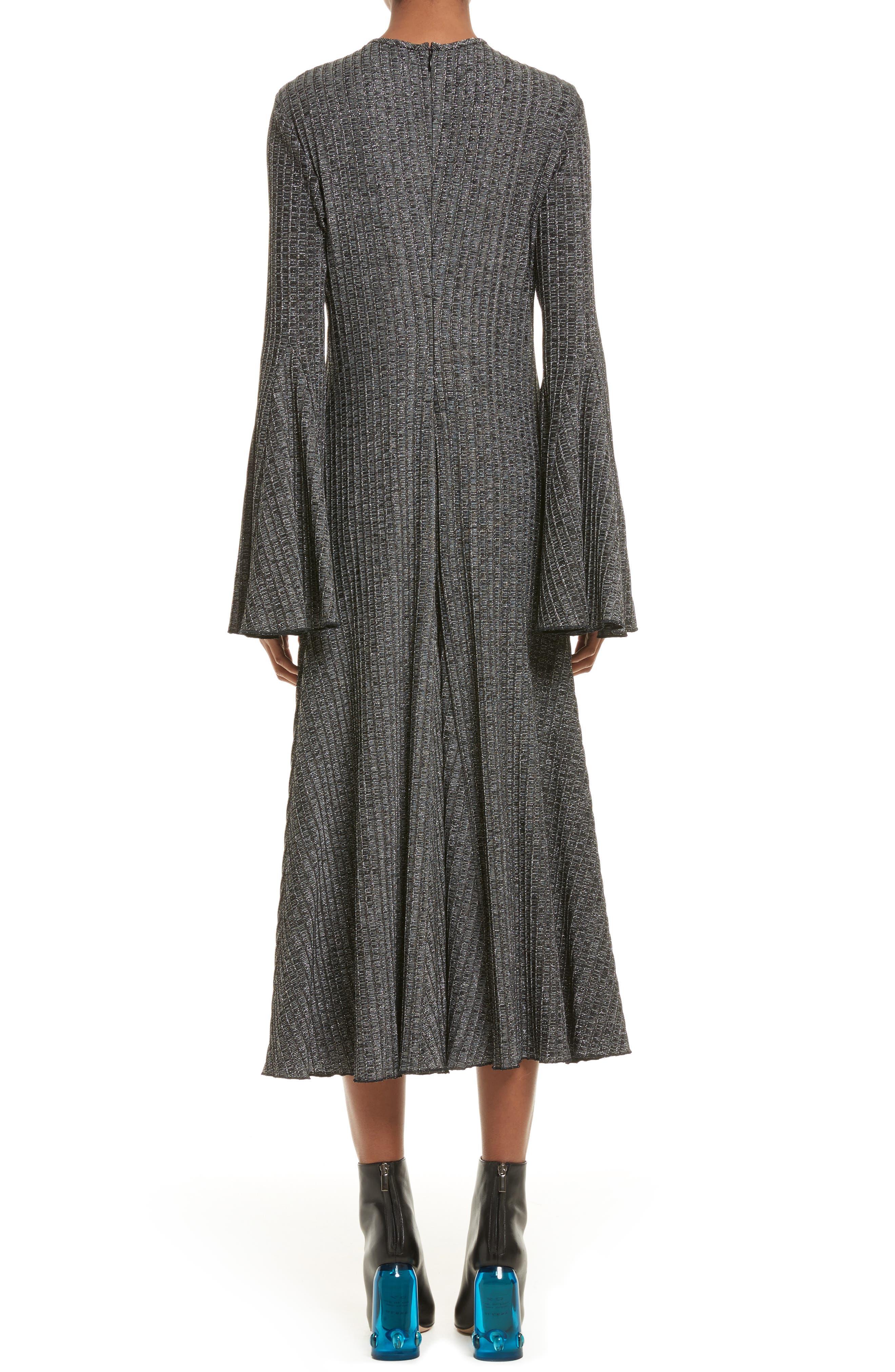 Alternate Image 2  - ELLERY Conrad Godet Hem Dress