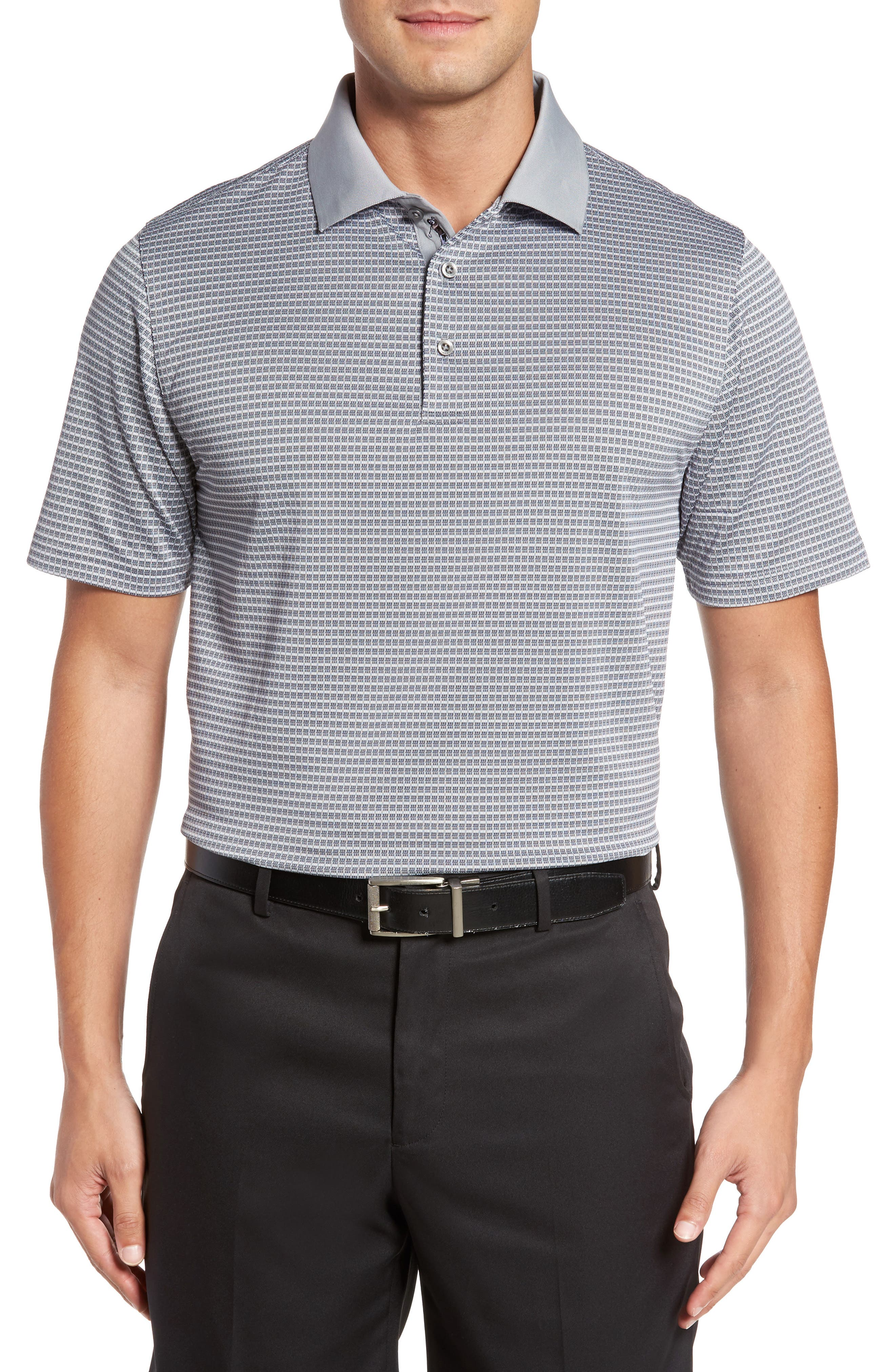 Bobby Jones XH20 Staten Jacquard Polo