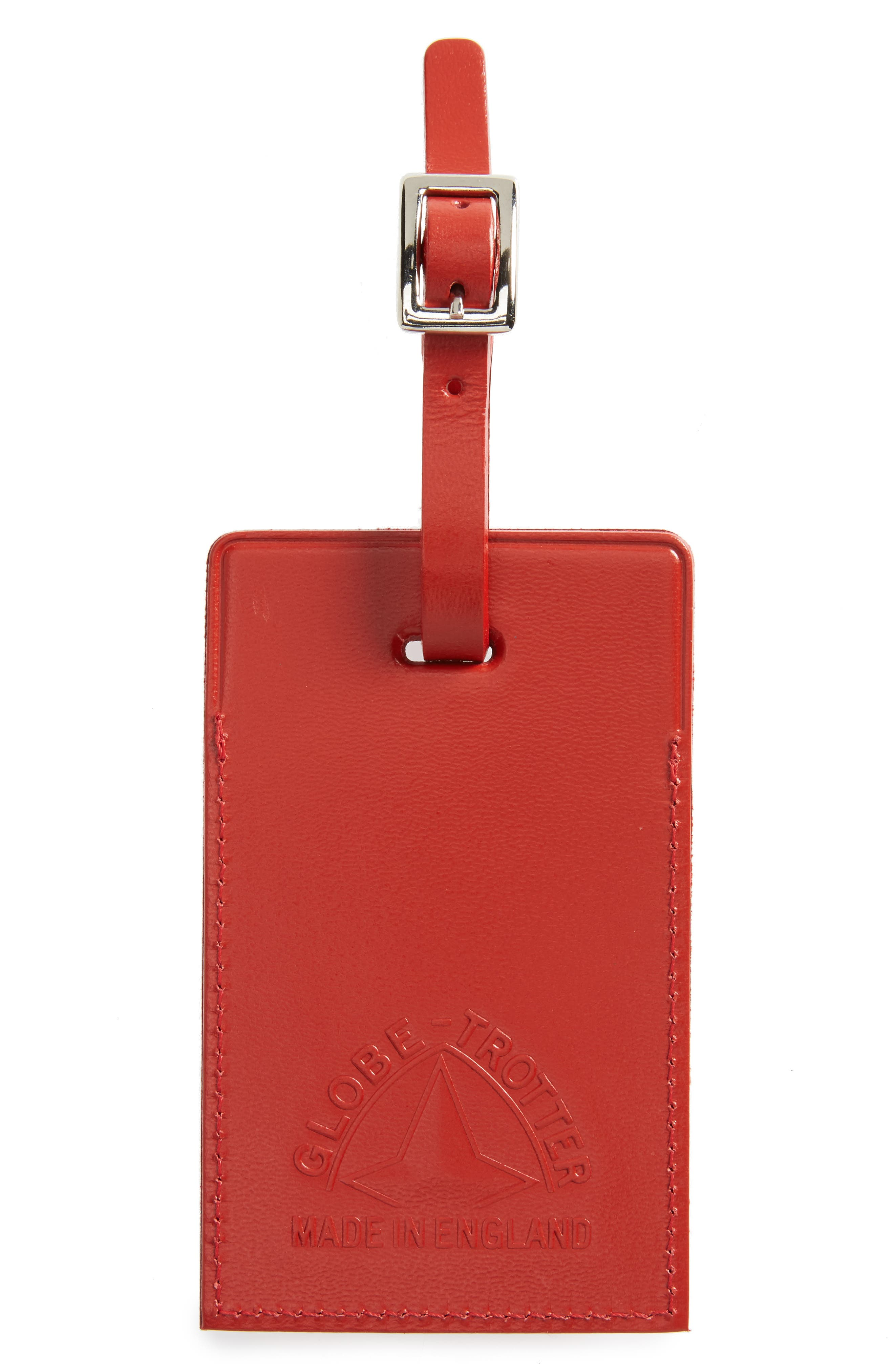 Globe-Trotter Centenary Luggage Tag