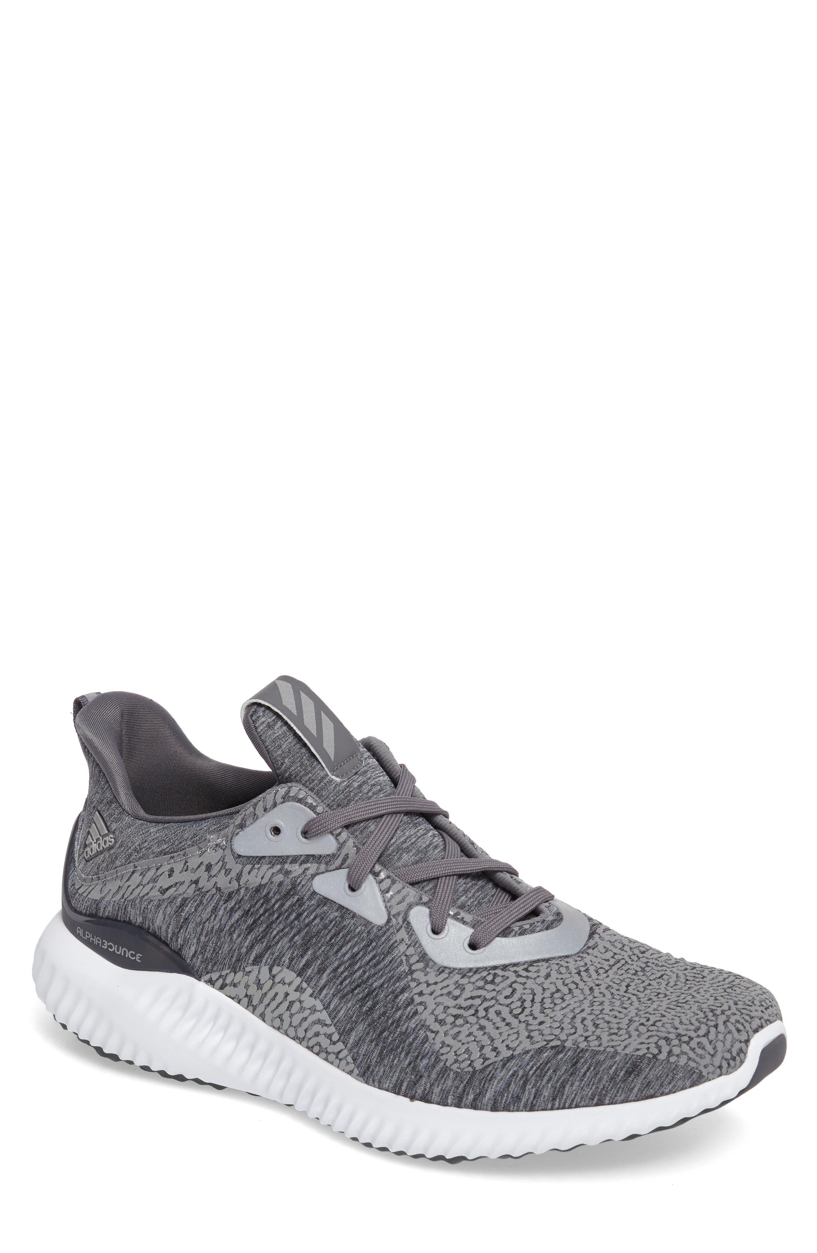 Alternate Image 1 Selected - adidas AlphaBounce Aramis Sneaker (Men)