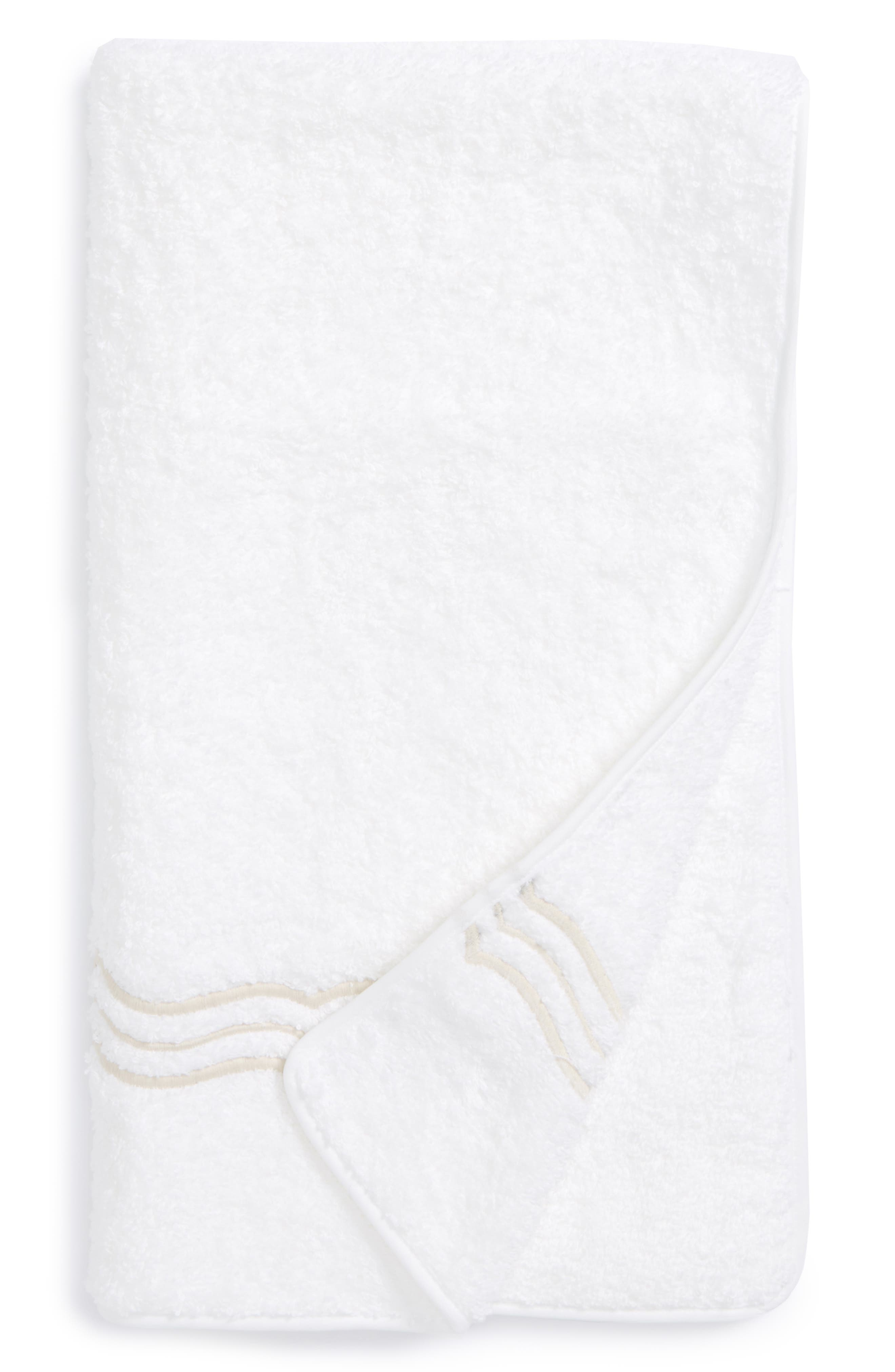Paola Hand Towel,                         Main,                         color, Beech