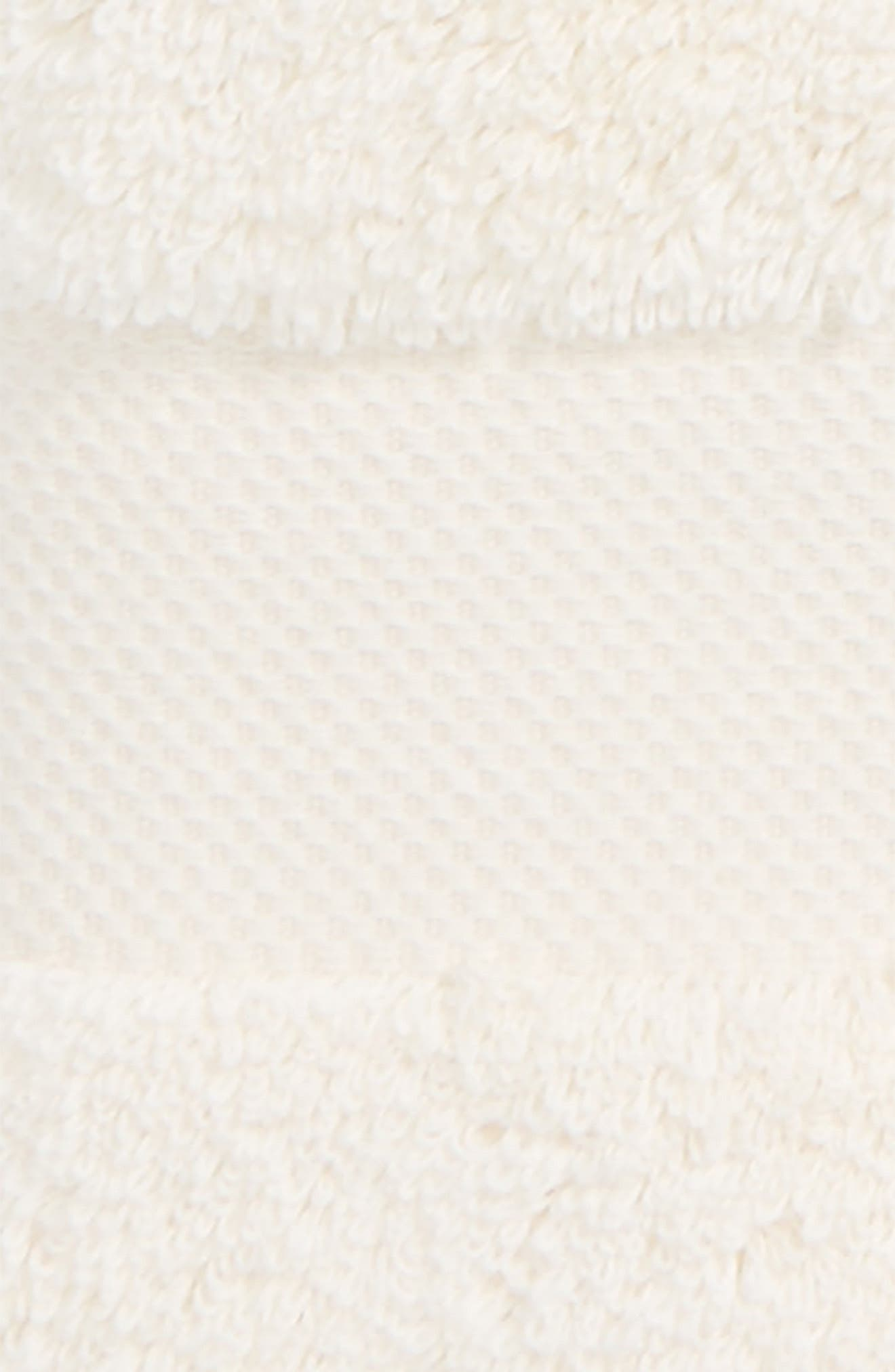 Lotus Hand Towel,                             Alternate thumbnail 2, color,                             Ivory