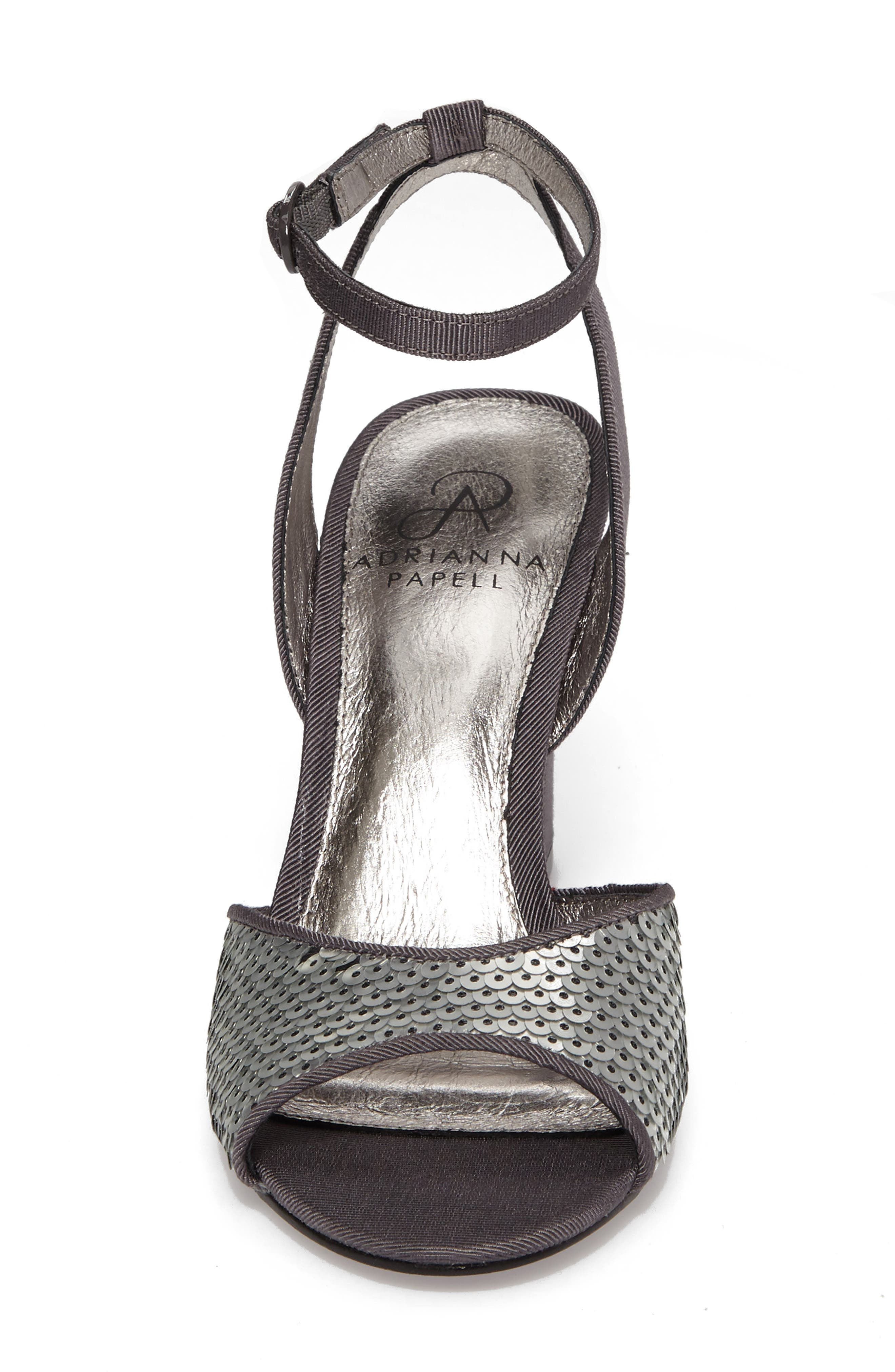 Alternate Image 4  - Adrianna Papell Astrid Ankle Strap Sandal (Women)