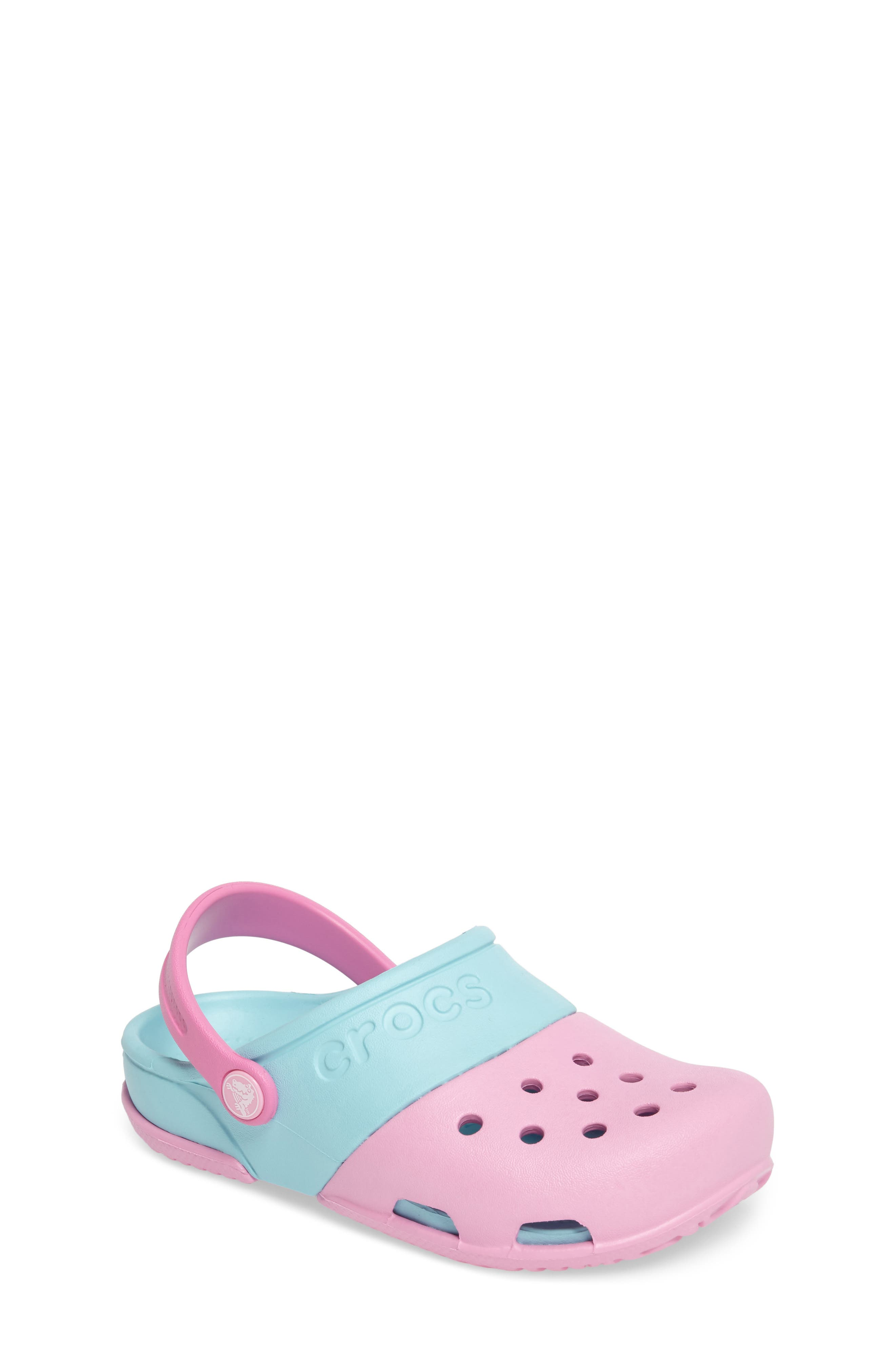CROCS™ Electro 2 Clog (Walker, Toddler & Little Kid)