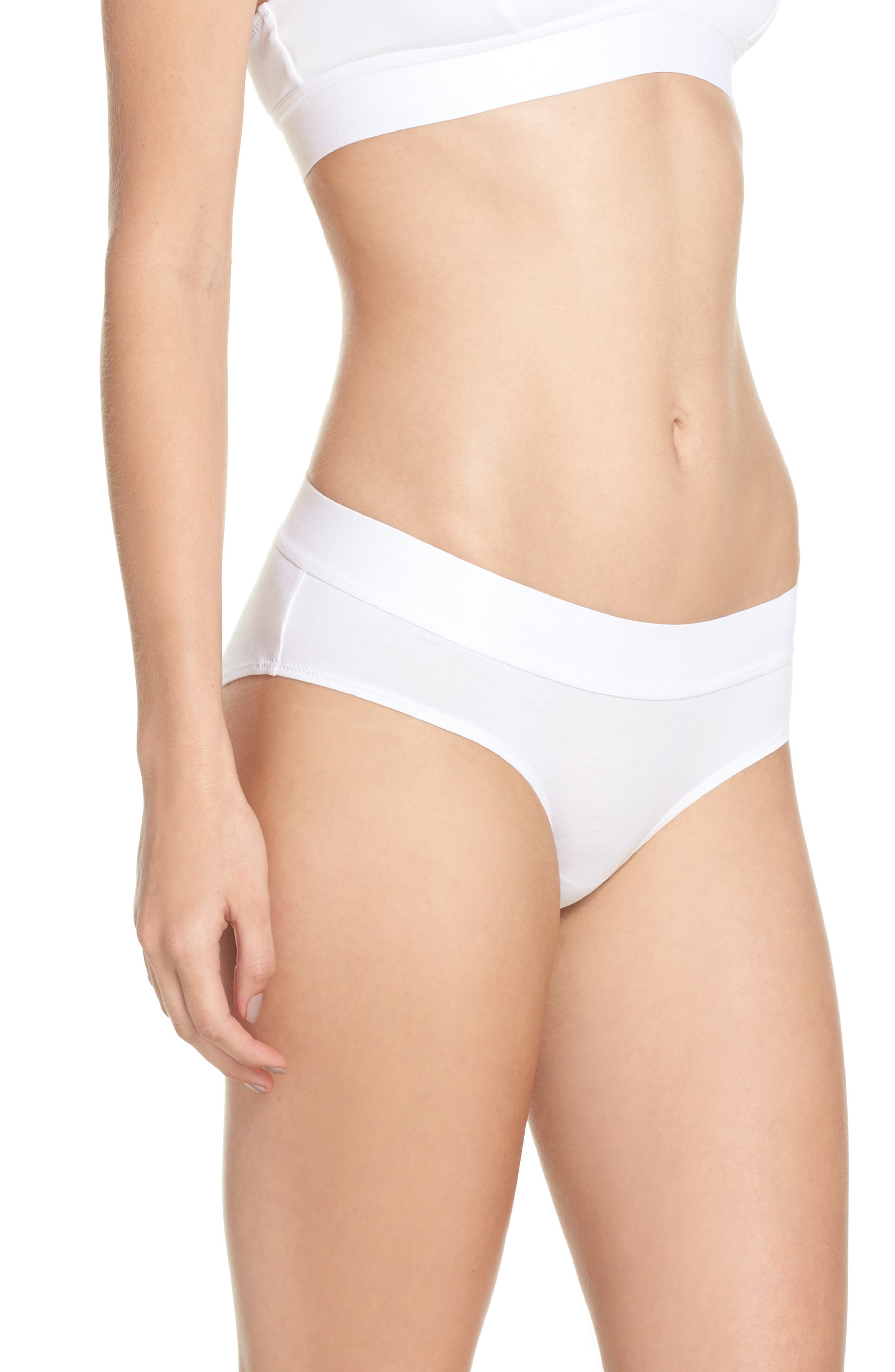 Hadlee Hipster Briefs,                             Alternate thumbnail 5, color,                             White