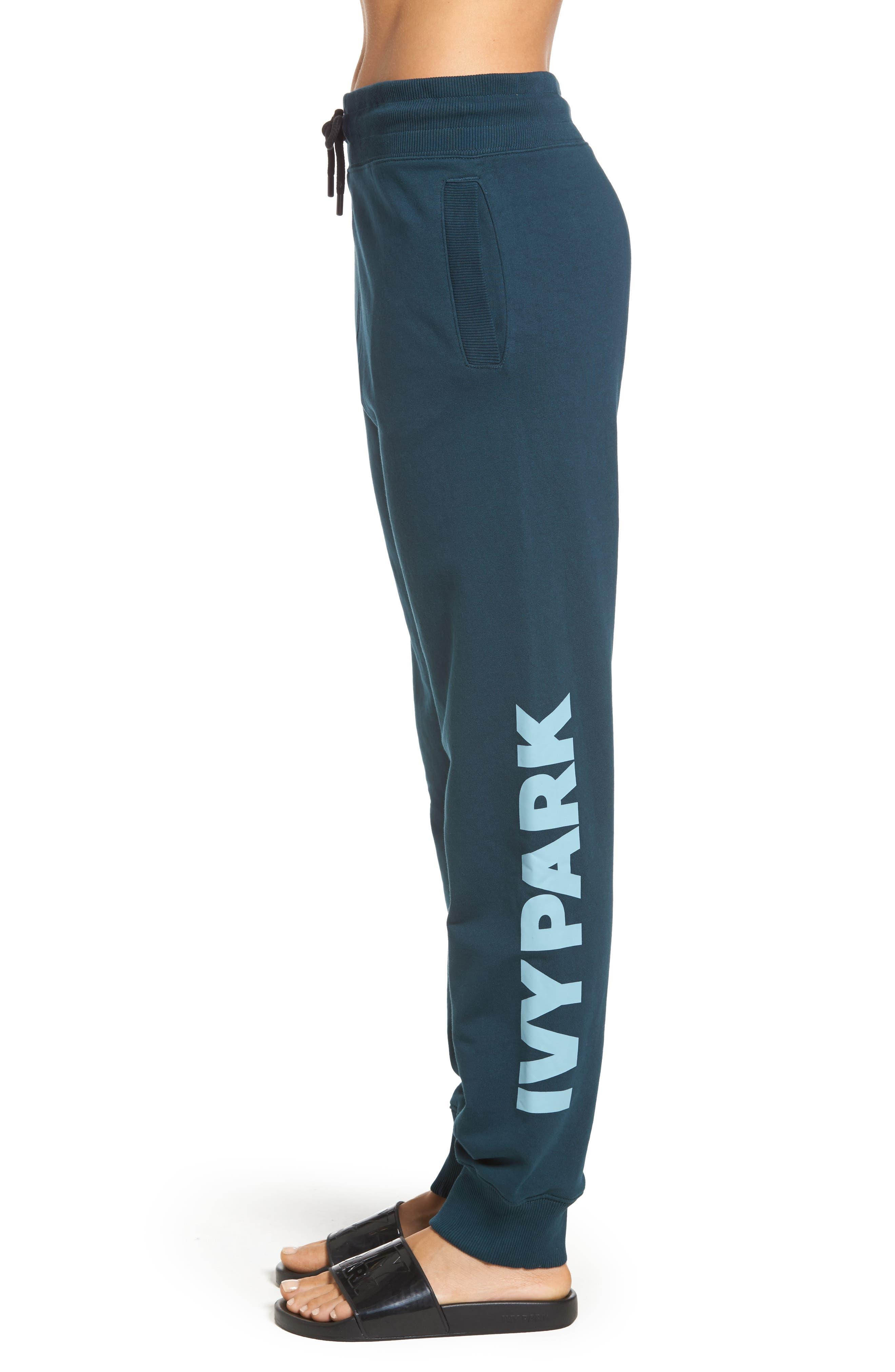 Alternate Image 3  - IVY PARK® Logo Jogger Pants