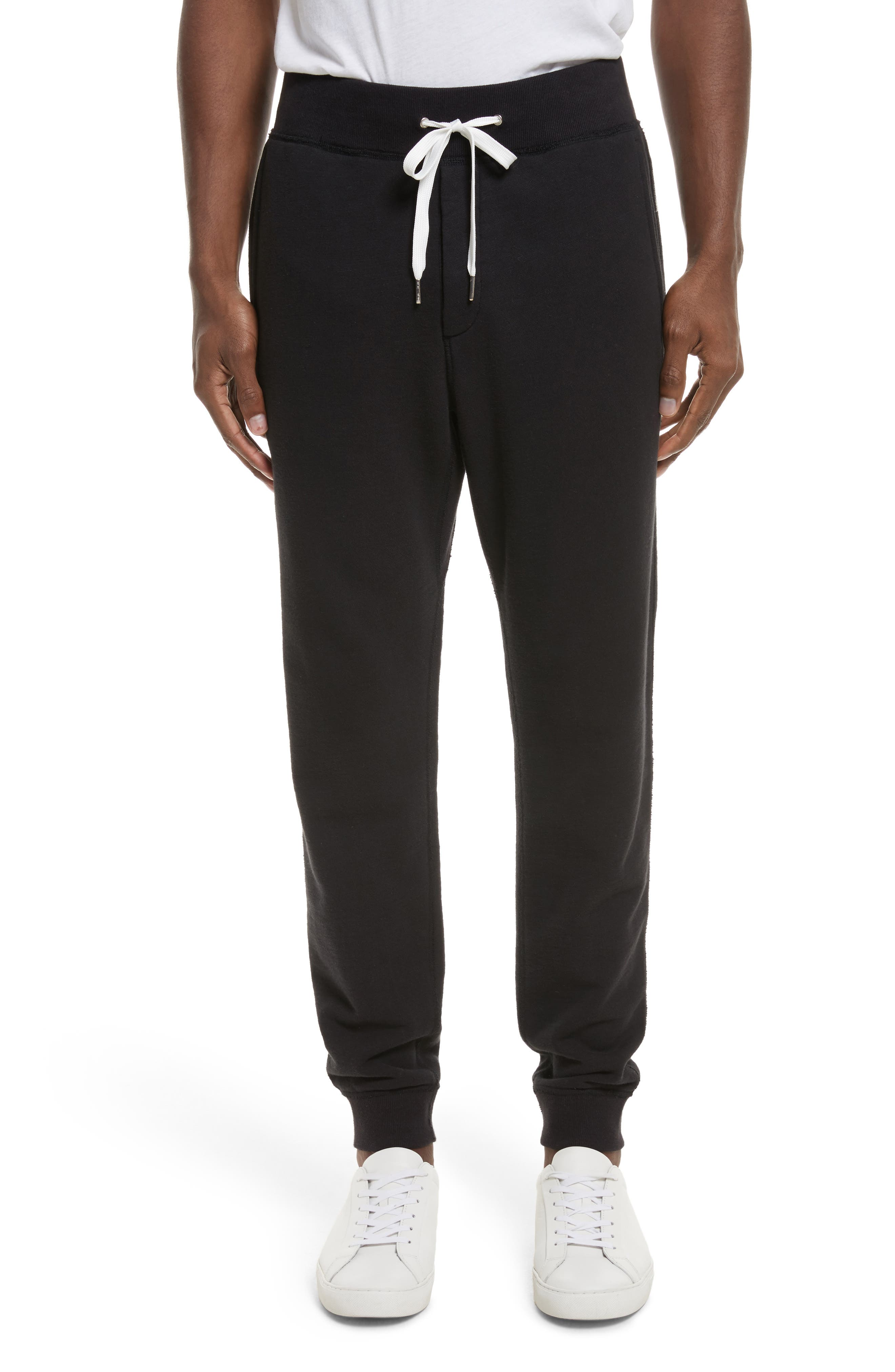 Standard Issue Sweatpants,                         Main,                         color, Black