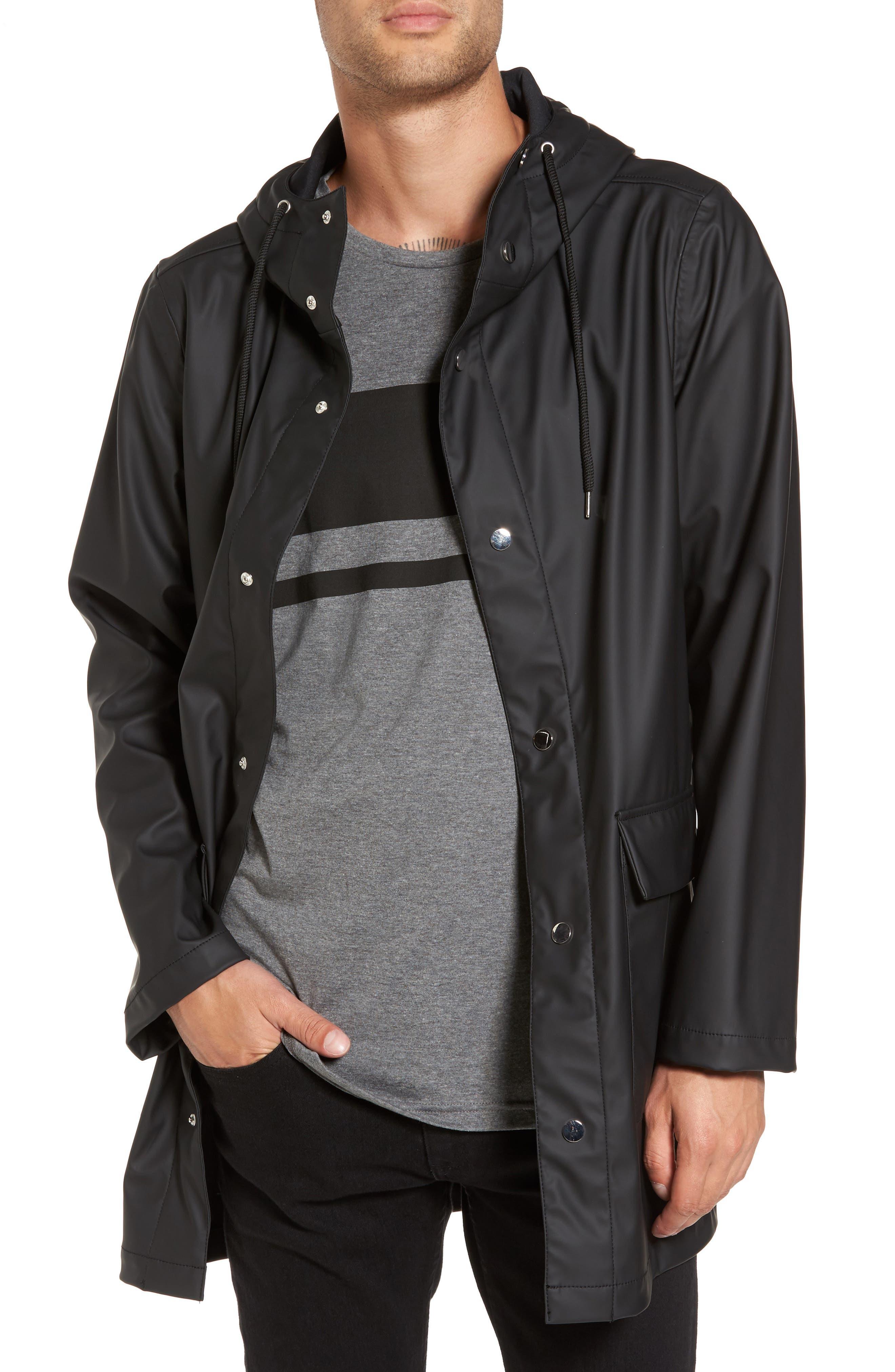 Legend Raincoat,                         Main,                         color, Black