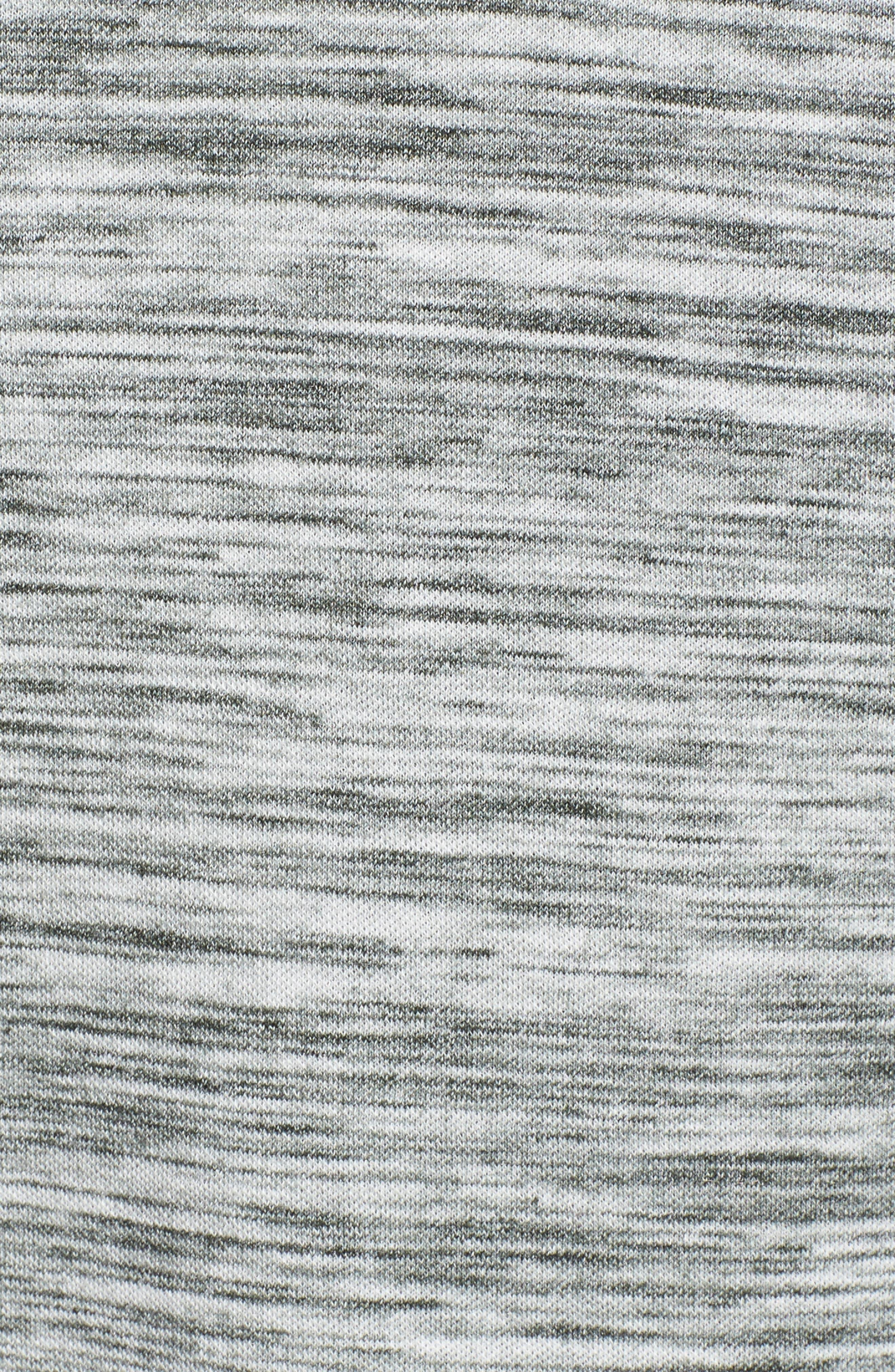 Knit Coat,                             Alternate thumbnail 5, color,                             Light Grey
