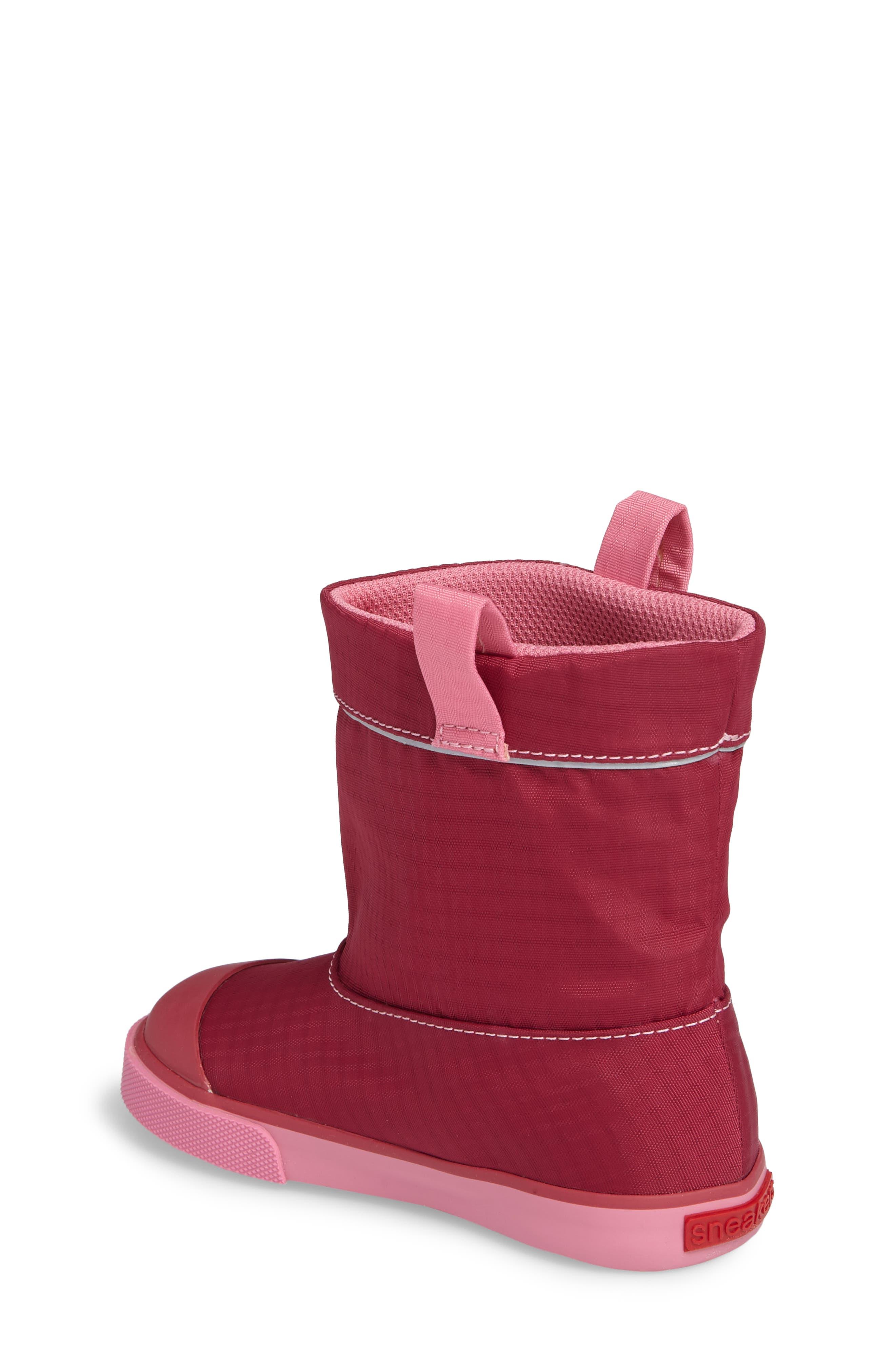 Alternate Image 2  - See Kai Run Montlake Waterproof Boot (Baby, Walker, Toddler & Little Kid)