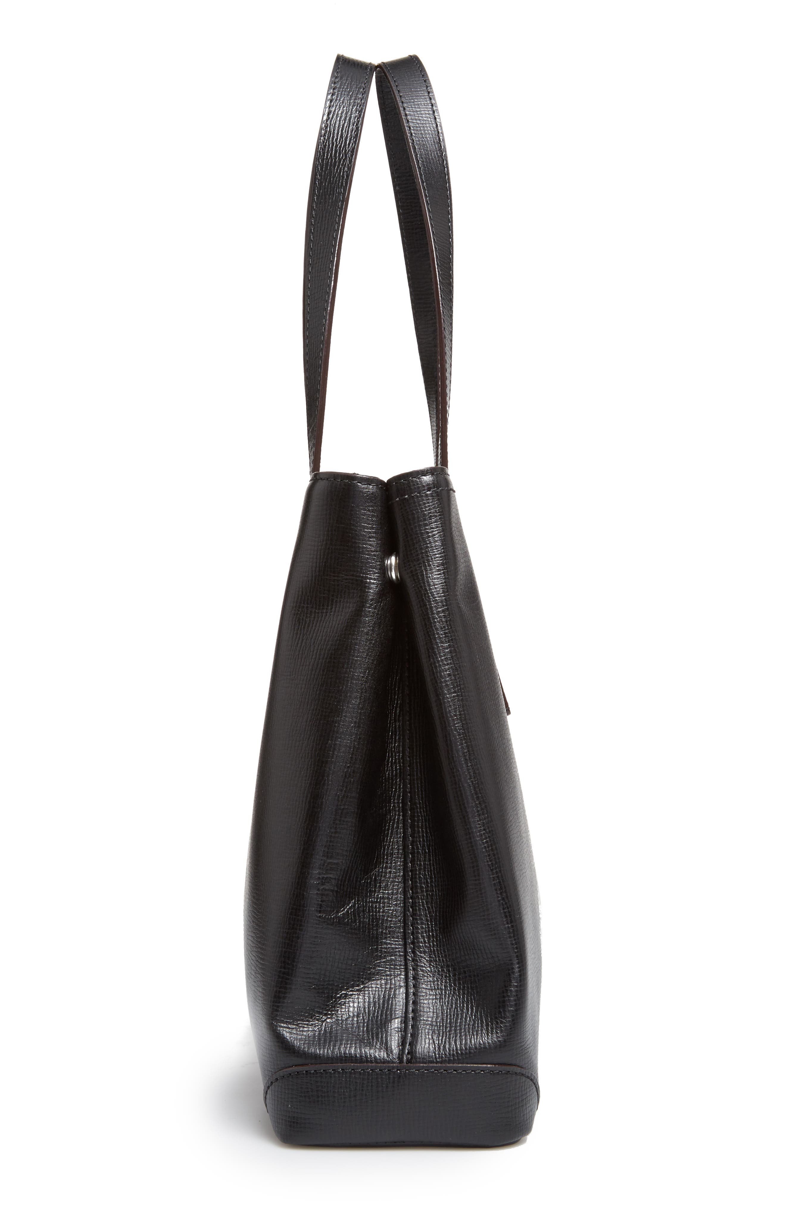 Alternate Image 4  - LODIS Los Angeles Business Chic Louisa RFID-Protected Leather Tote