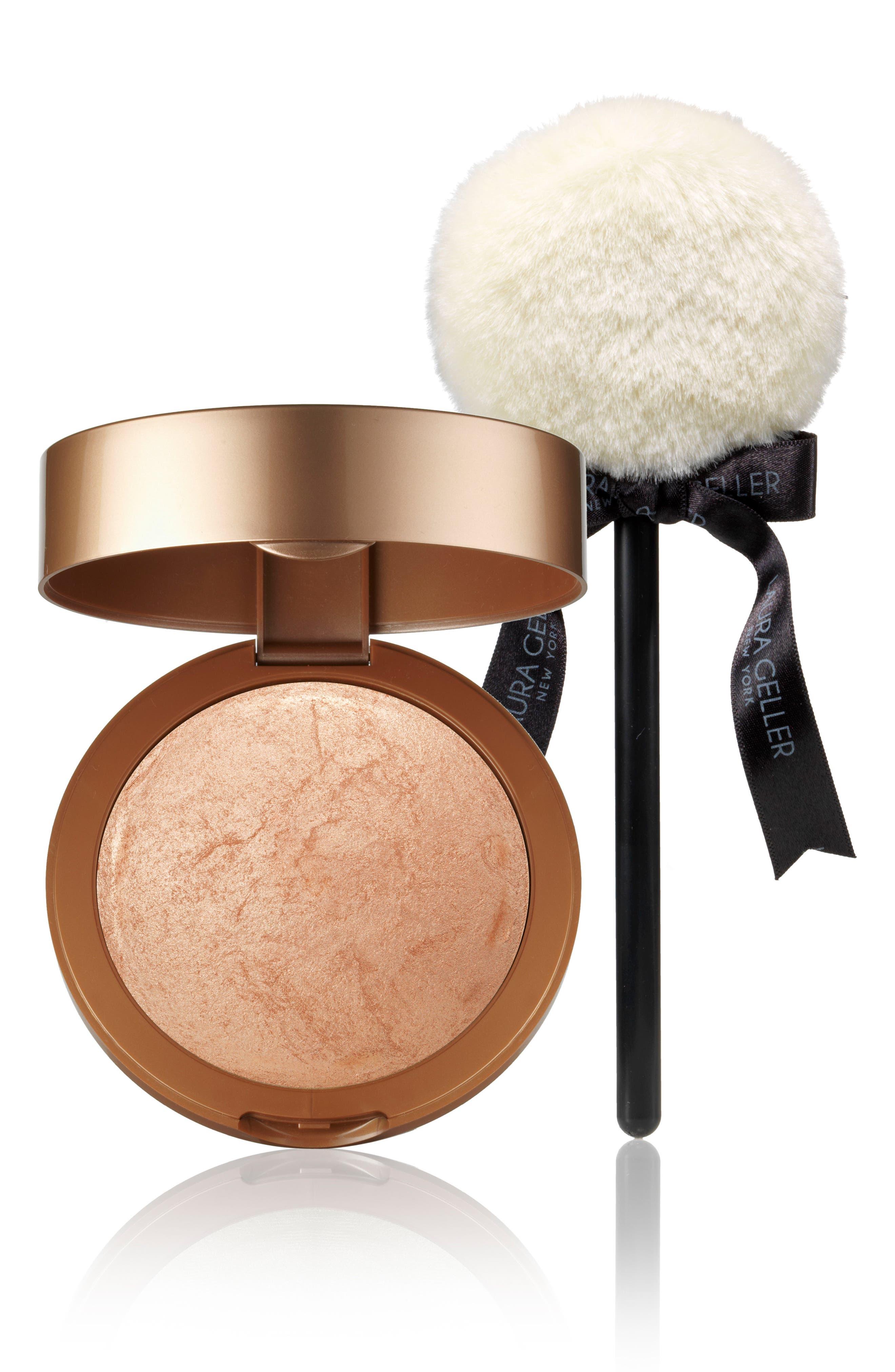 Alternate Image 2  - Laura Geller Beauty All Over Glow Kit ($60 Value)