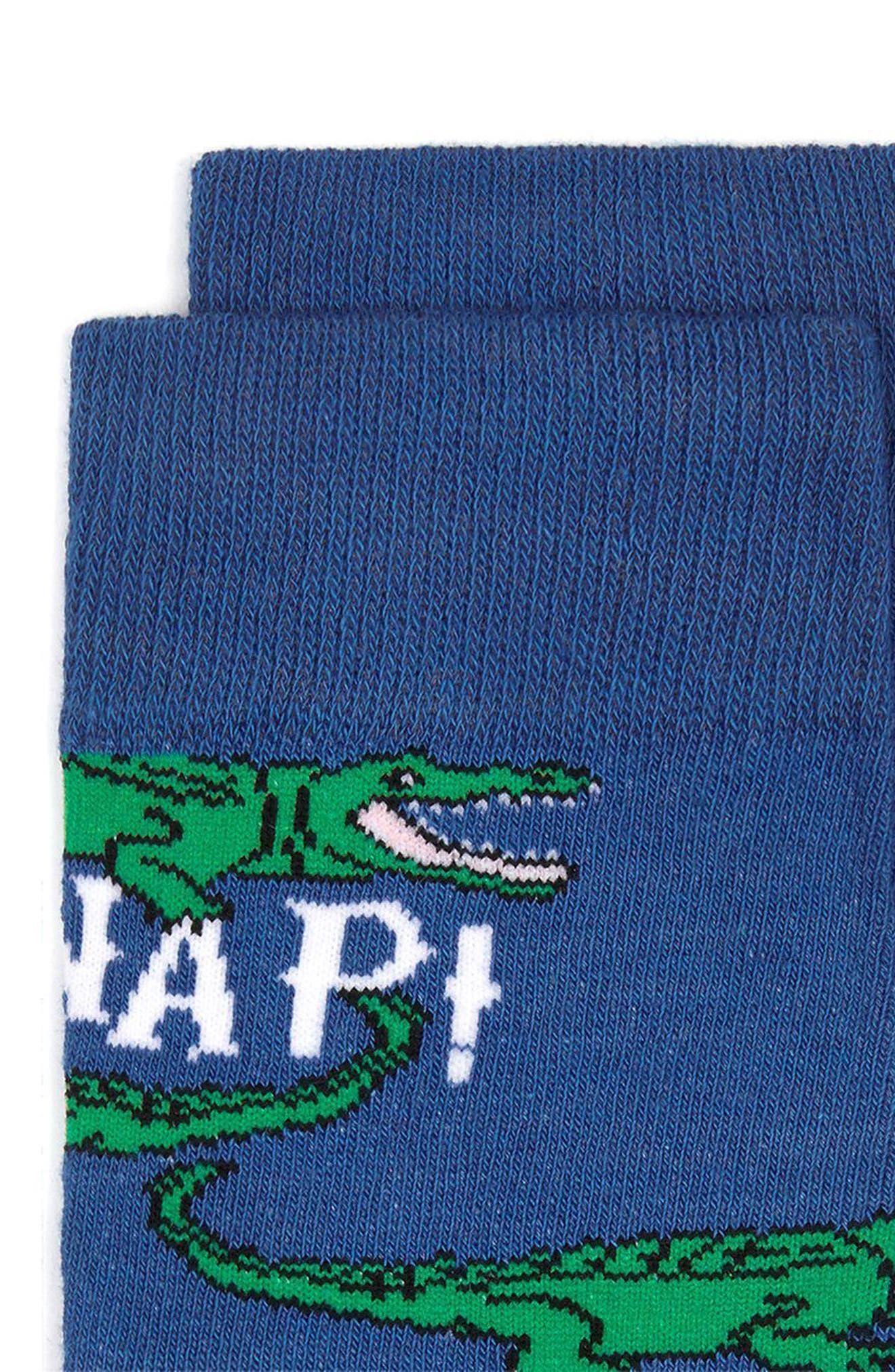 Alternate Image 2  - Topman Oh Snap! Socks