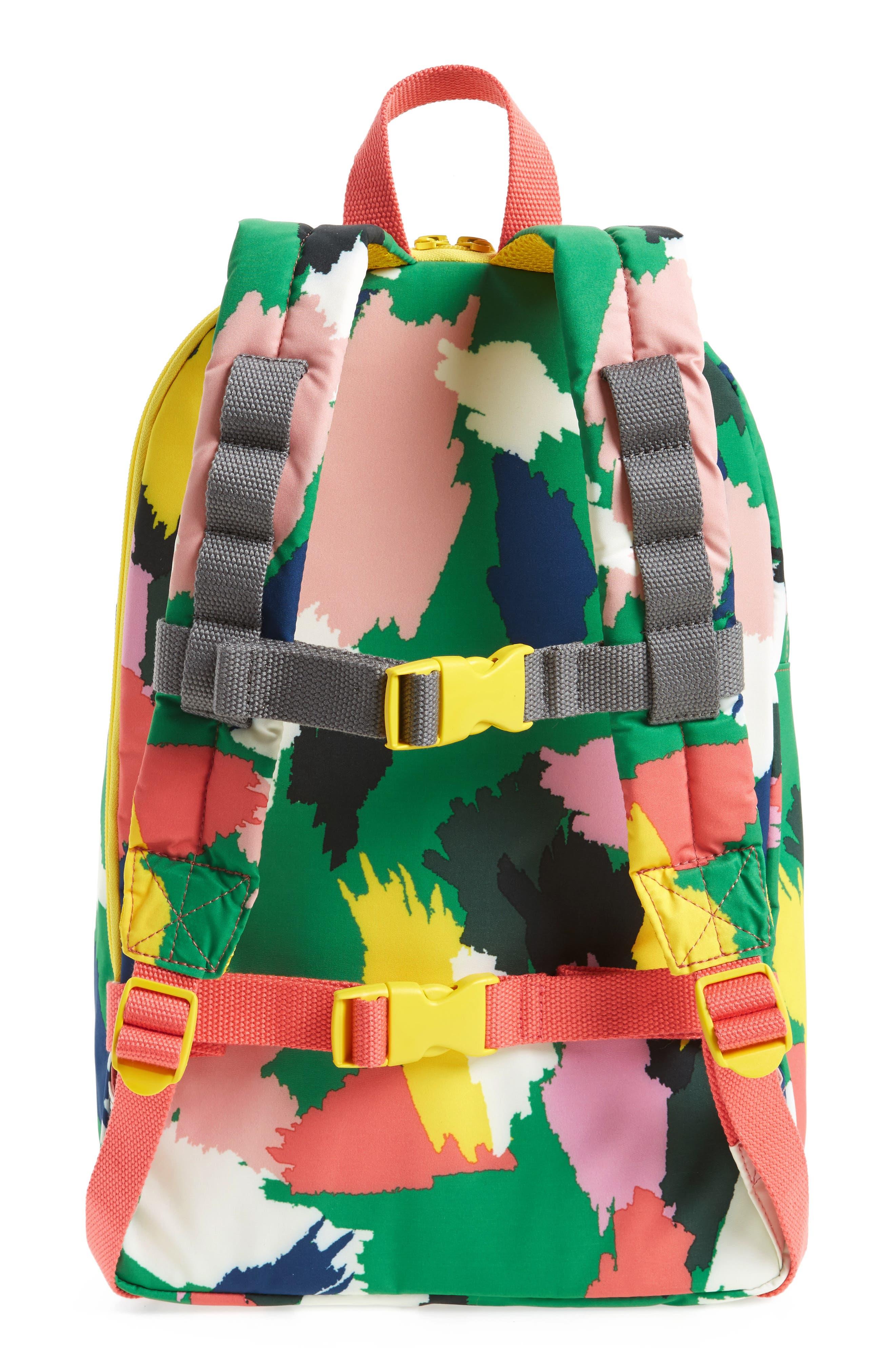 Alternate Image 2  - Stella McCartney Kids Print Backpack (Kids)
