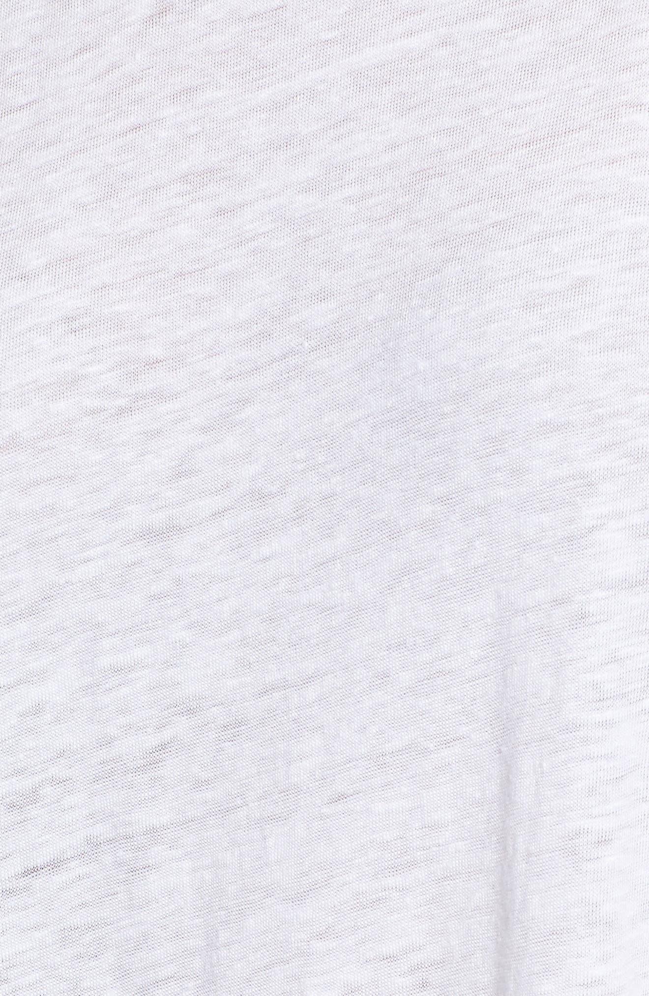 Alternate Image 5  - Rails Ricki Cold Shoulder Tee