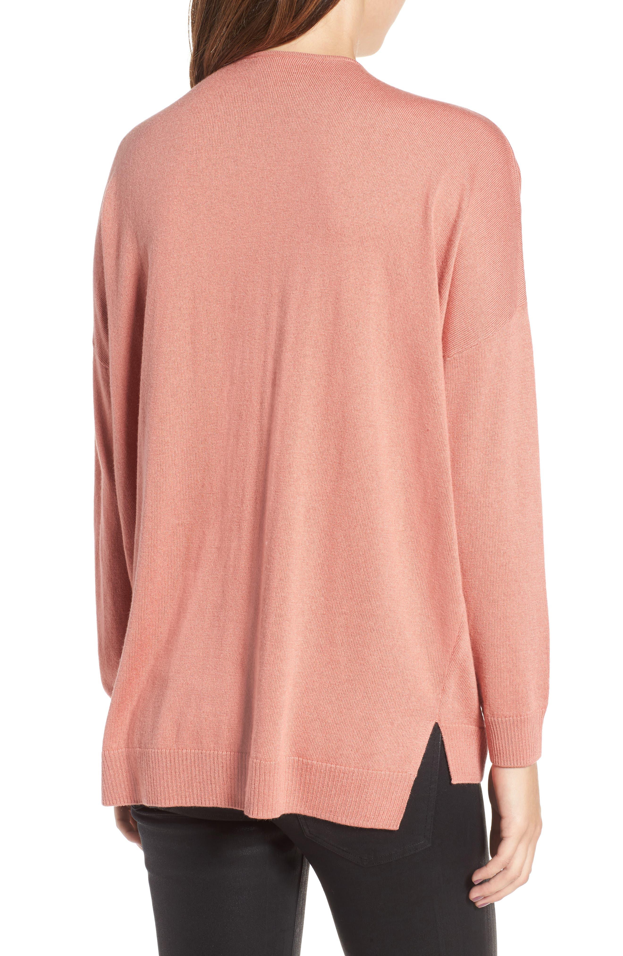 Alternate Image 2  - Leith V-Neck Sweater