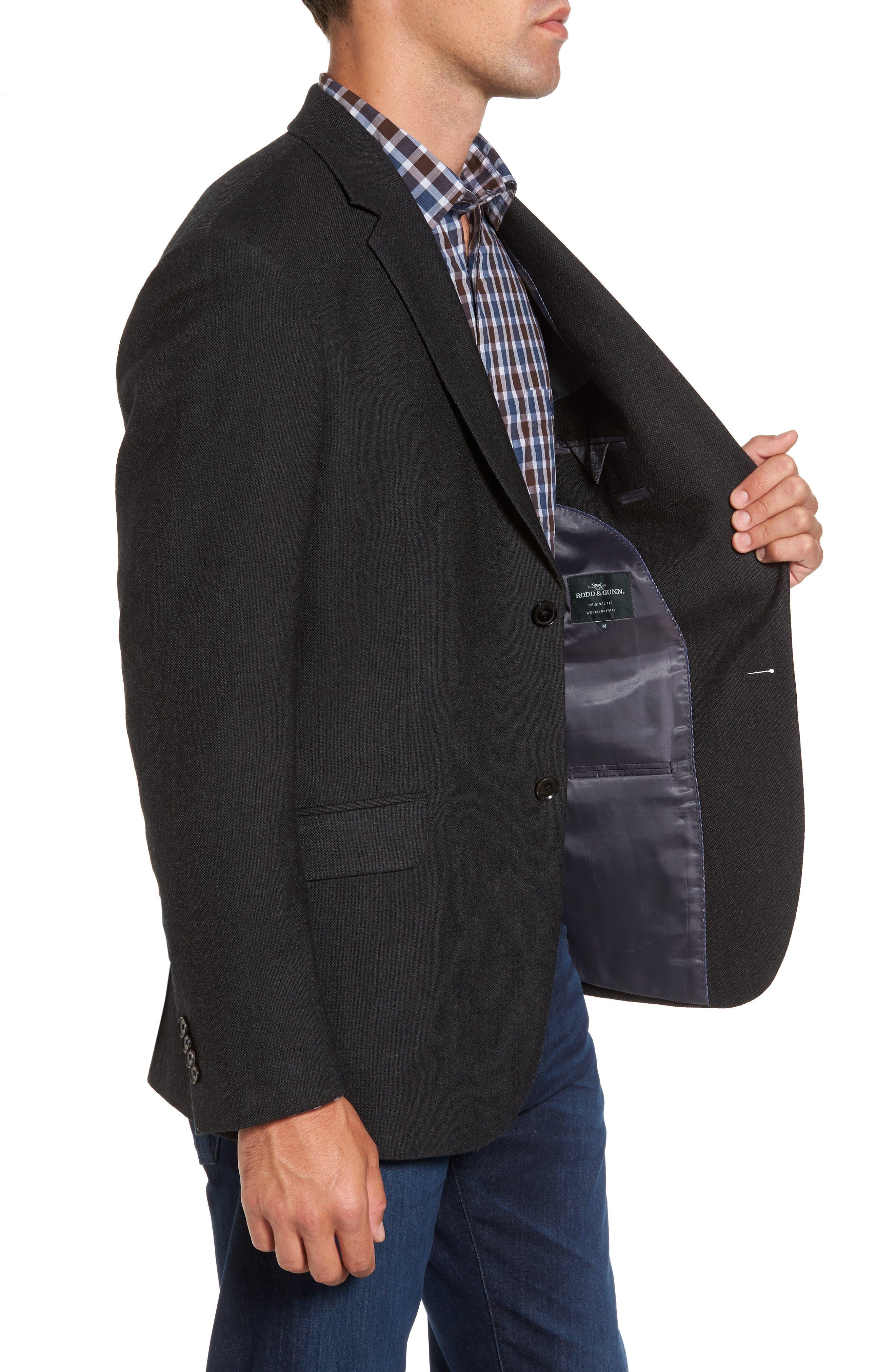 Alternate Image 3  - Rodd & Gunn Slingsby Virgin Wool Sport Coat