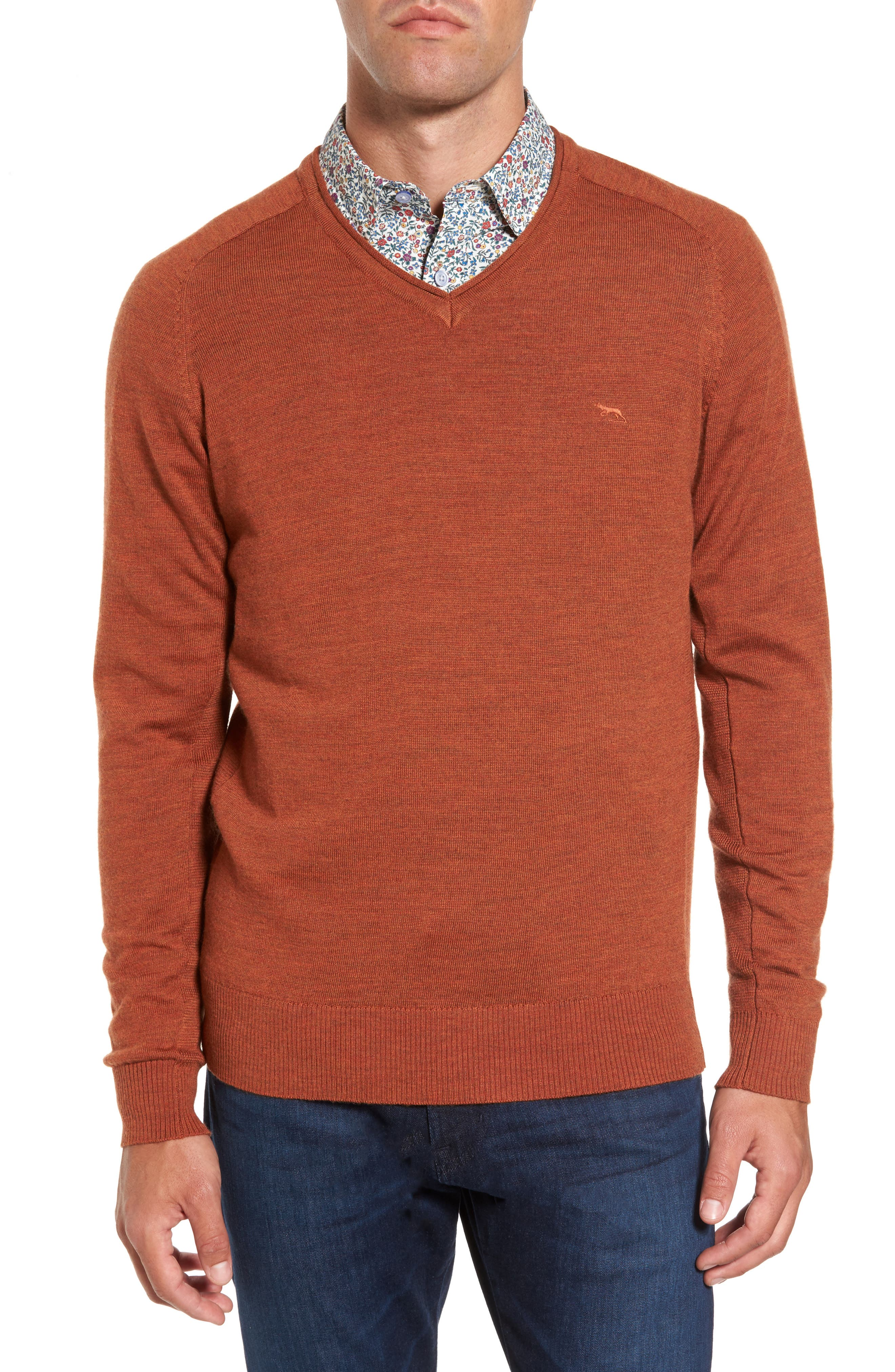 Rodd & Gunn Burfield Wool Sweater