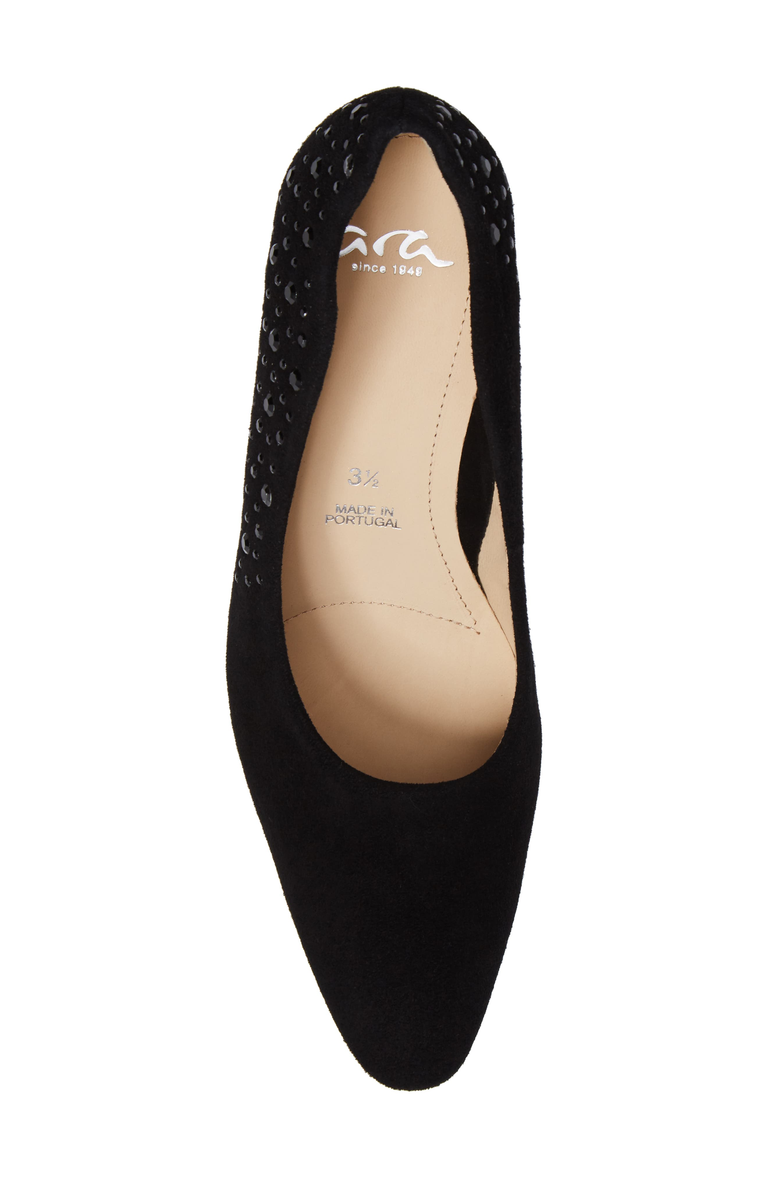 Alternate Image 5  - ara Pippa Crystal Embellished Pump (Women)