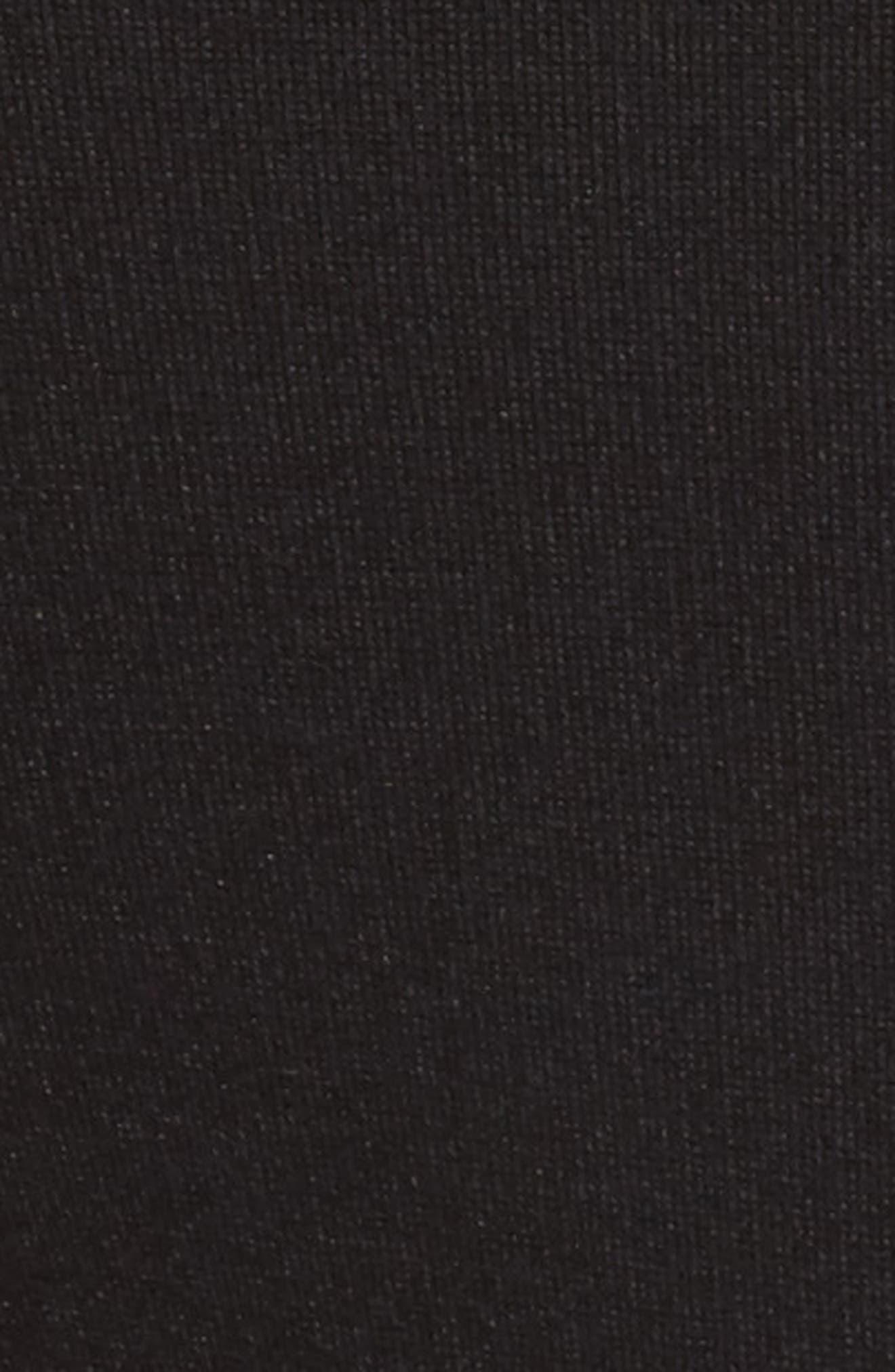 Alternate Image 5  - Ella Moss Lace-Up Skinny Pants