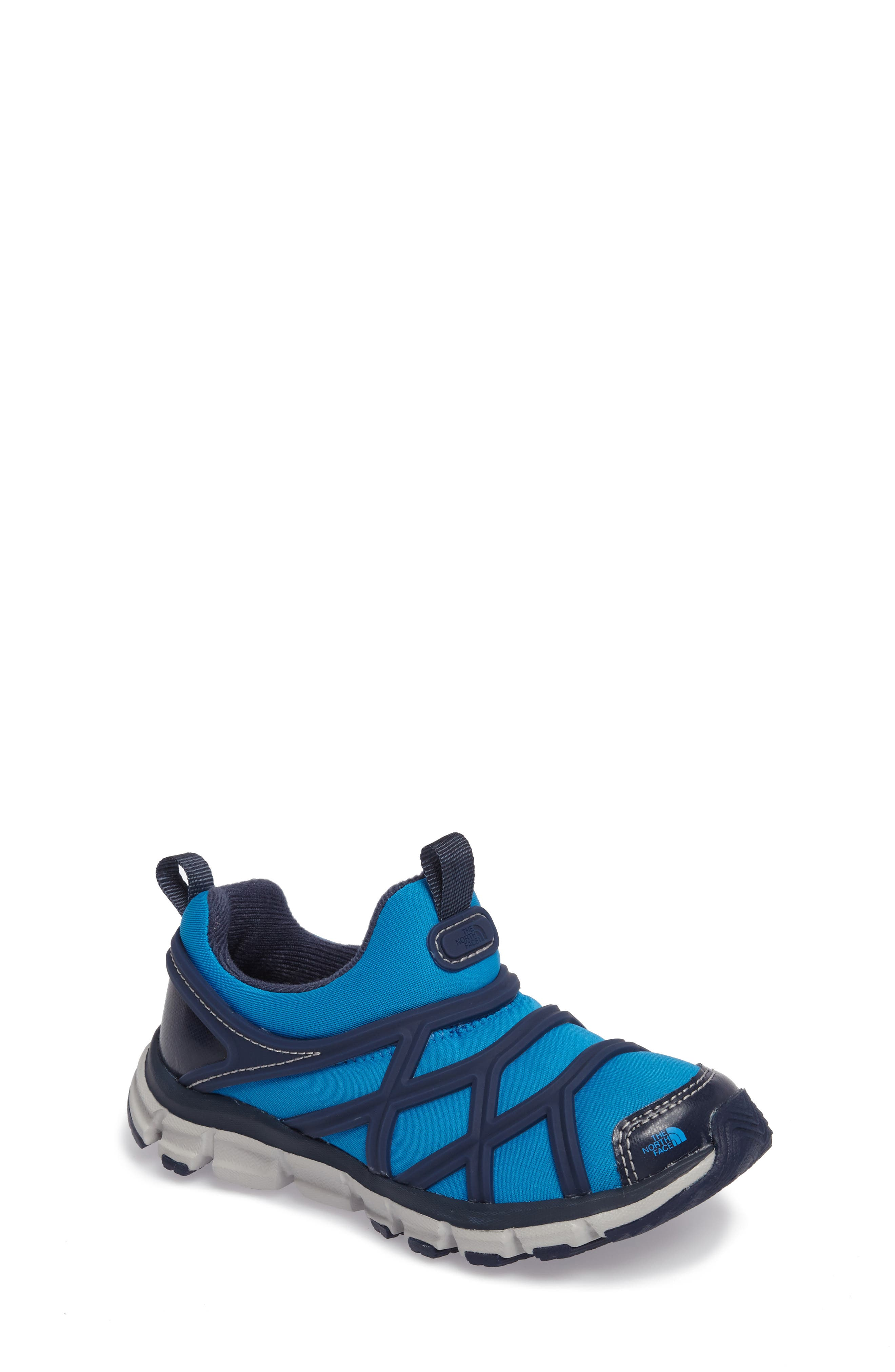 The North Face Liteweave Water-Resistant Slip-On Sneaker (Toddler & Little Kid)