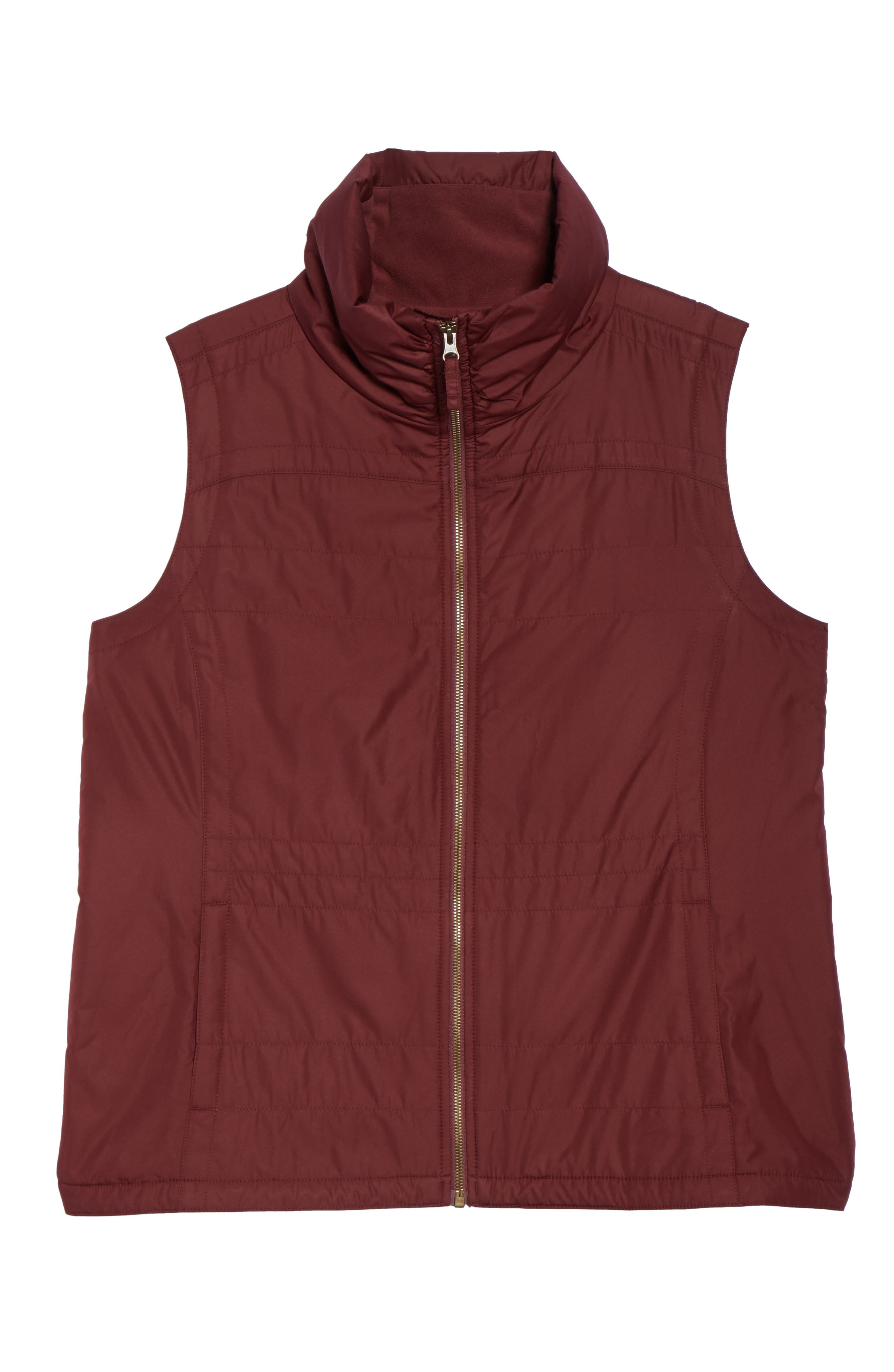 Alternate Image 6  - Columbia Shining Light II Quilted Vest (Plus Size)