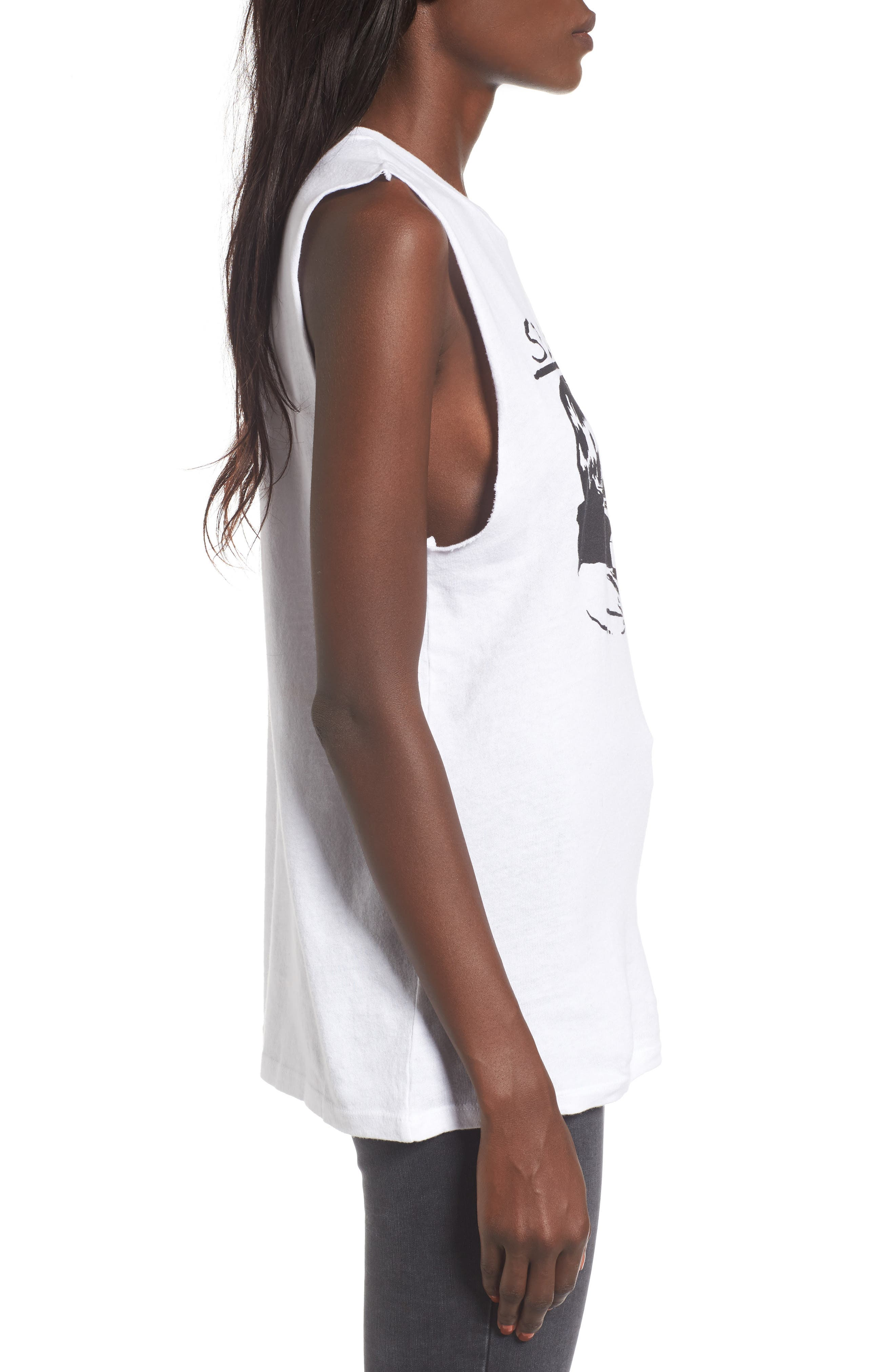 Alternate Image 3  - Topshop by And Finally Sonic Youth Graphic Tank