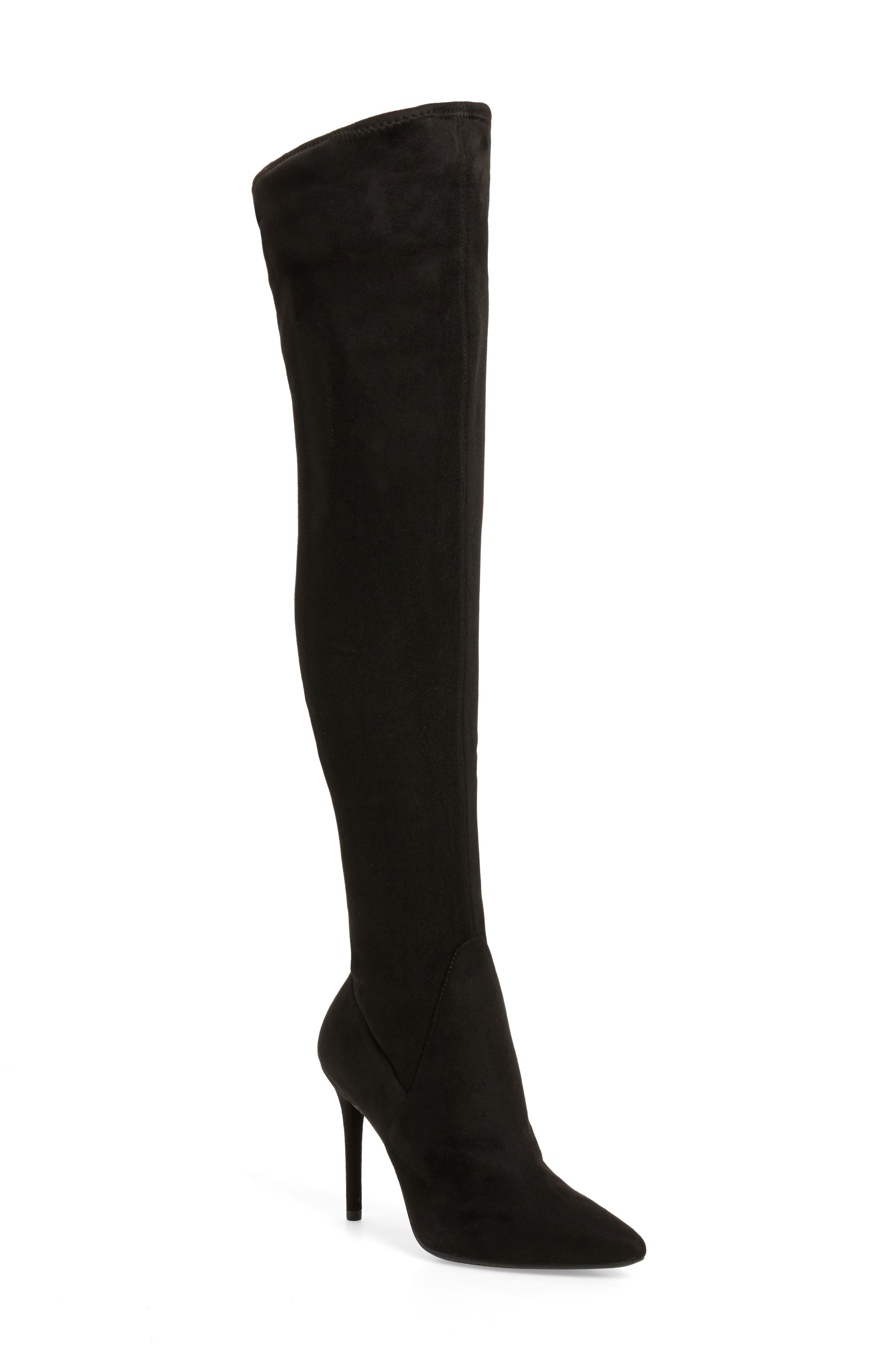 Jessica Simpson Loring Stretch Over the Knee Boot